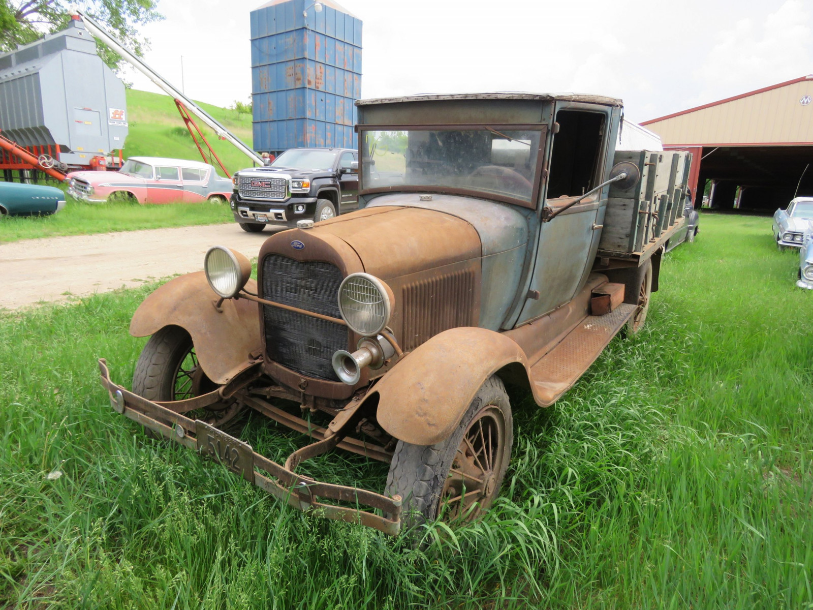 1928 Ford Model A Truck - Image 3