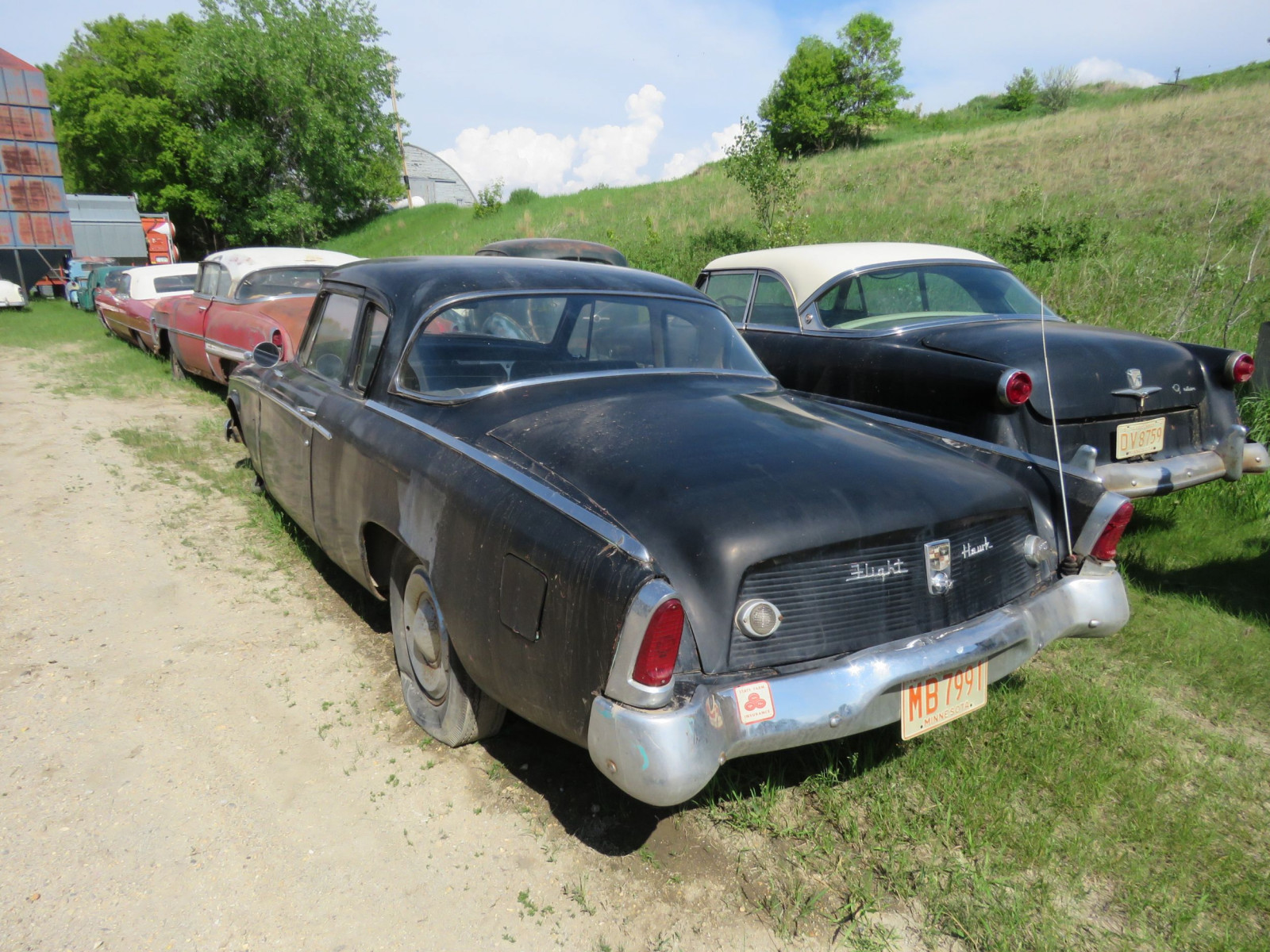 1956 Studebaker Night Hawk Coupe G1364140 - Image 3