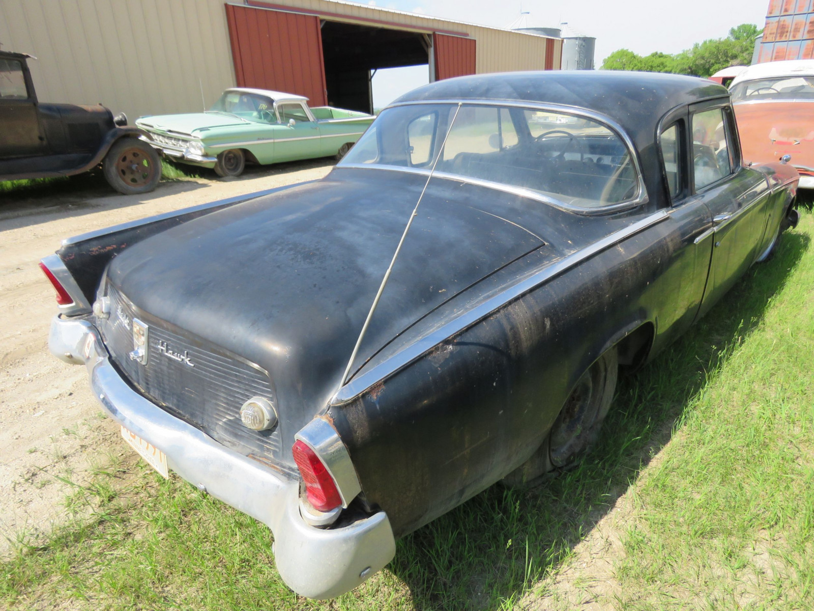 1956 Studebaker Night Hawk Coupe G1364140 - Image 5