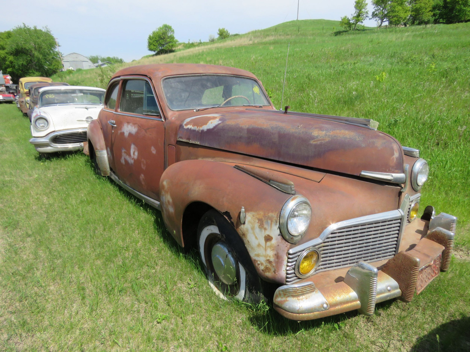 1942 Studebaker President Skyway Coupe 7147049 - Image 3