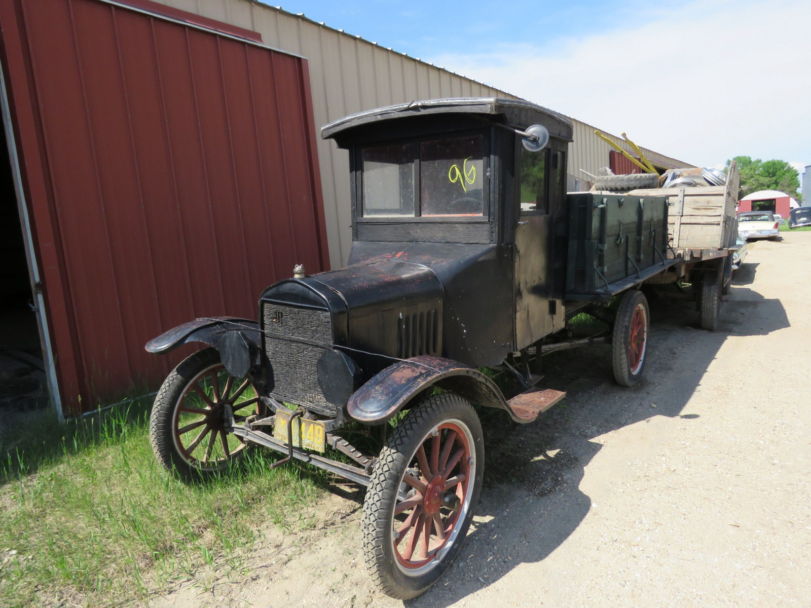 Ford Model T Truck - Image 1