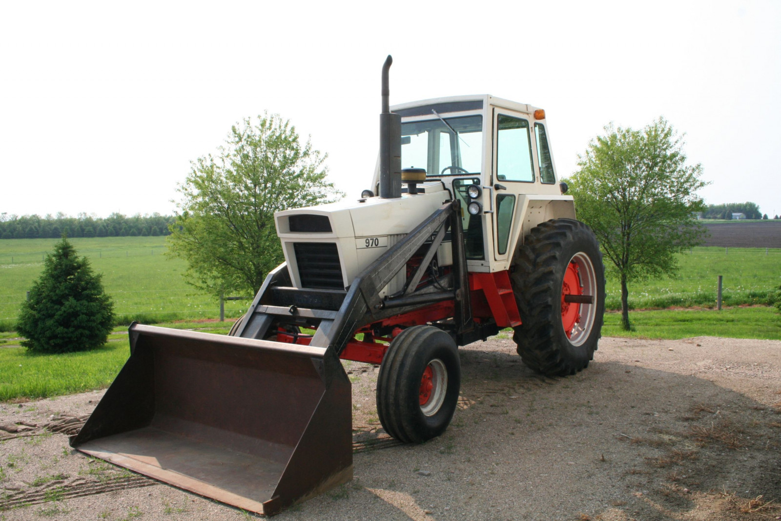 1978 Case 970 Tractor - Image 1