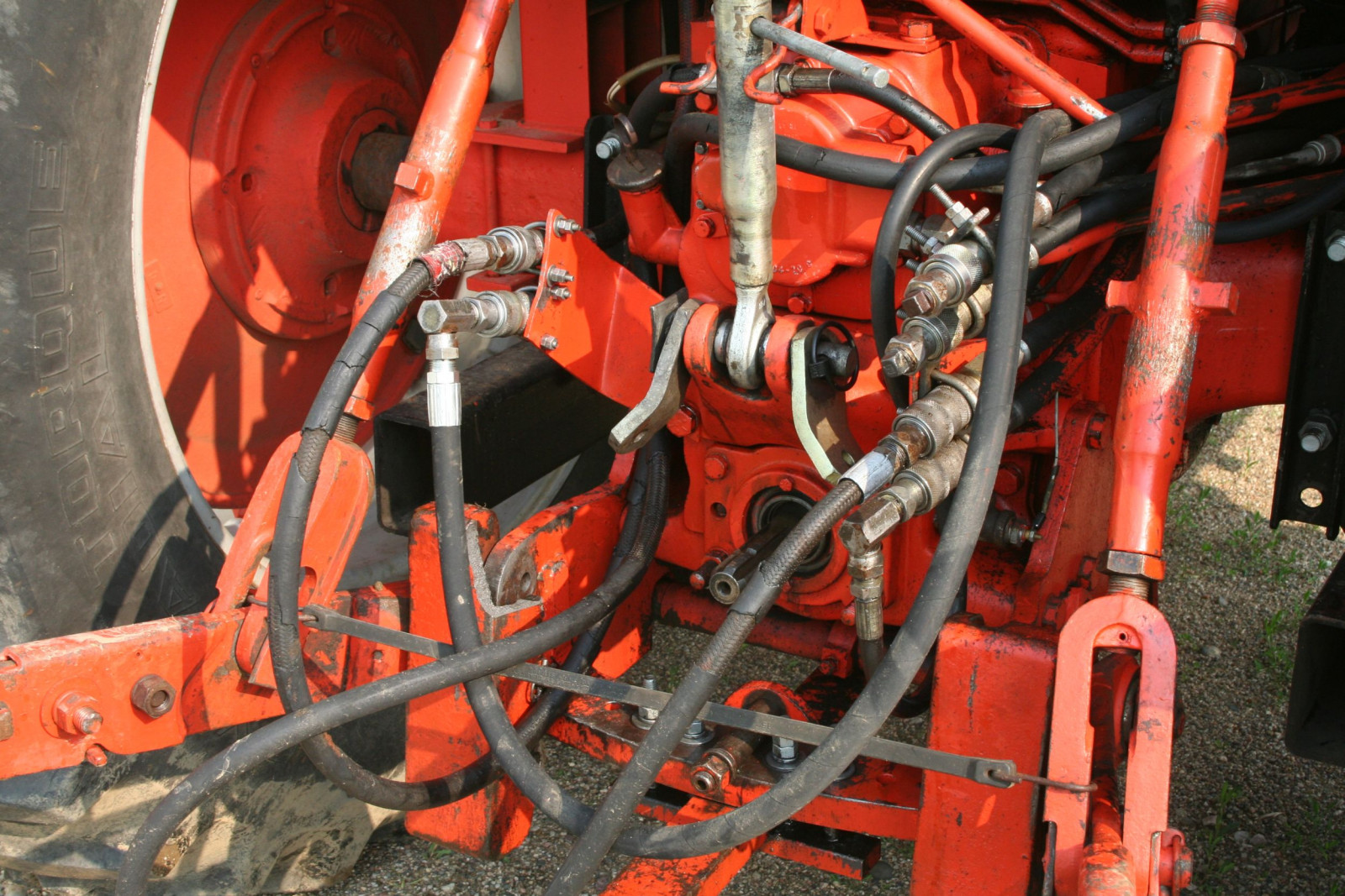 1978 Case 970 Tractor - Image 16