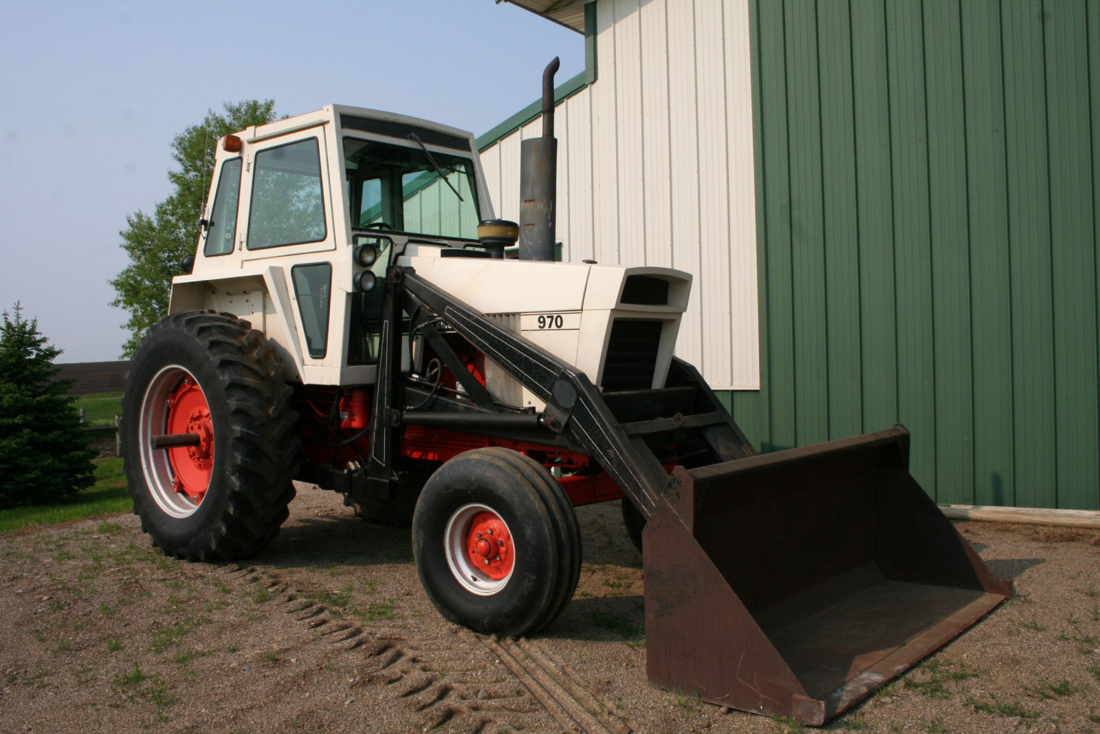 1978 Case 970 Tractor - Image 3