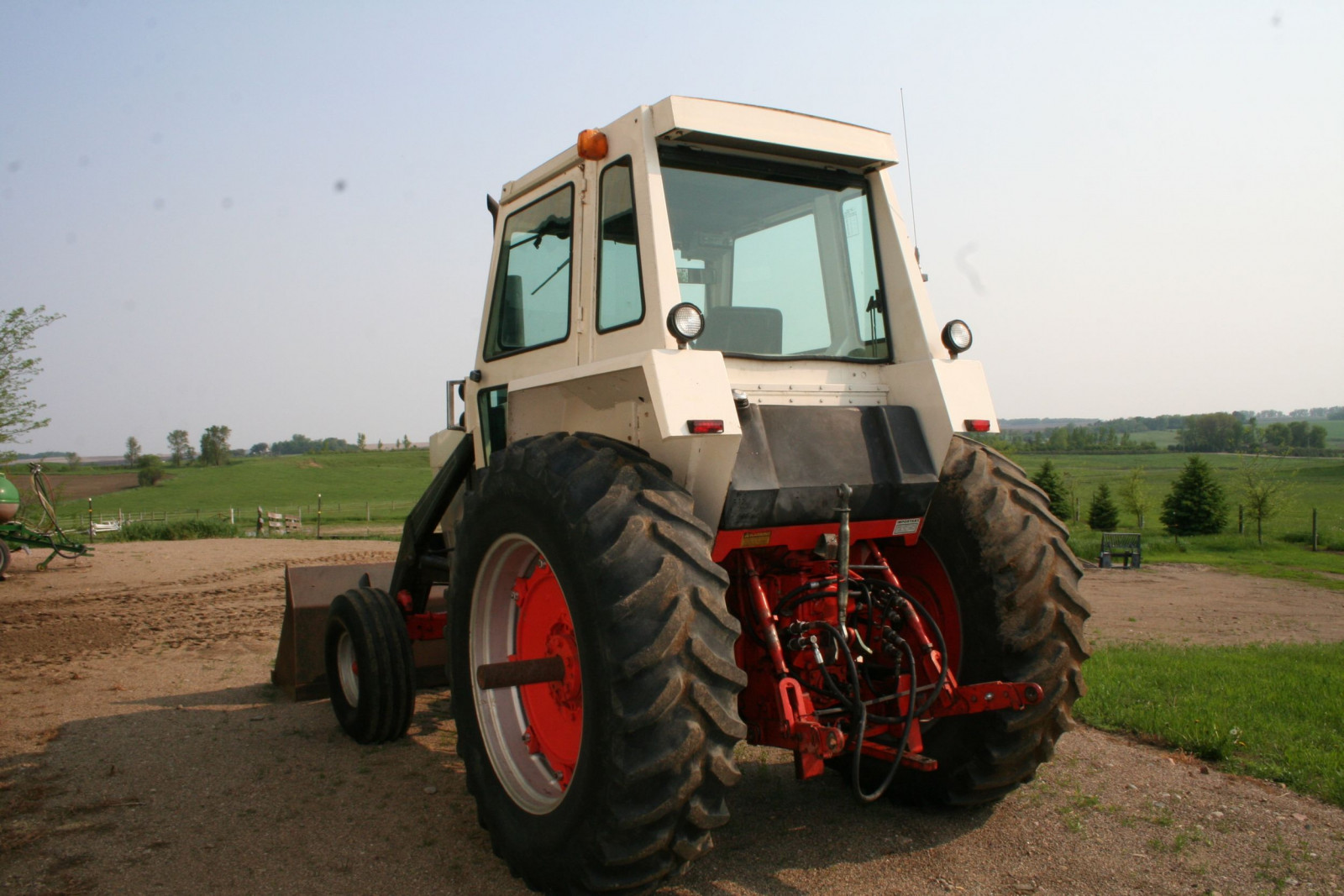 1978 Case 970 Tractor - Image 4