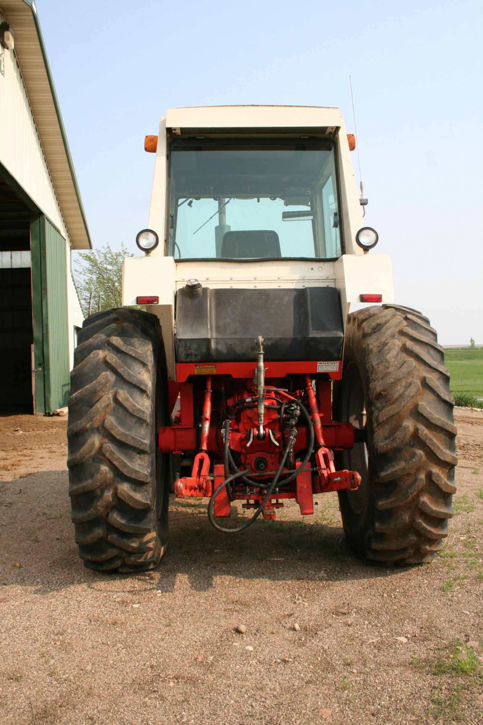 1978 Case 970 Tractor - Image 5