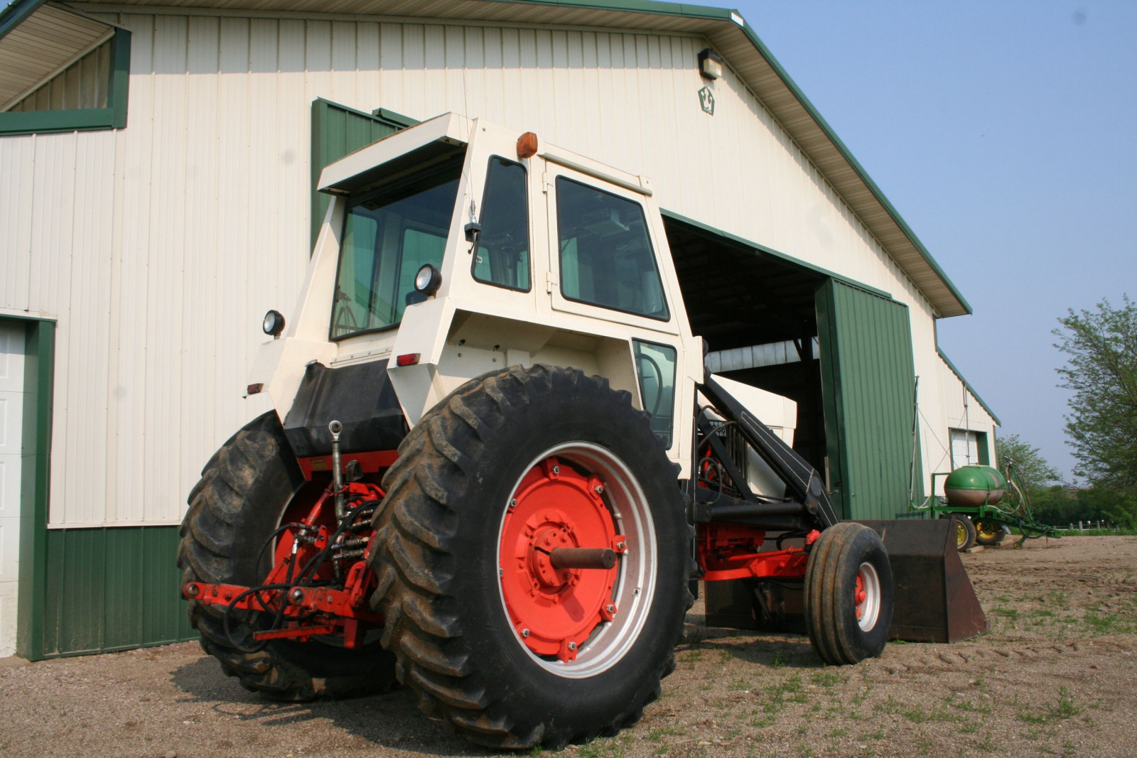 1978 Case 970 Tractor - Image 6