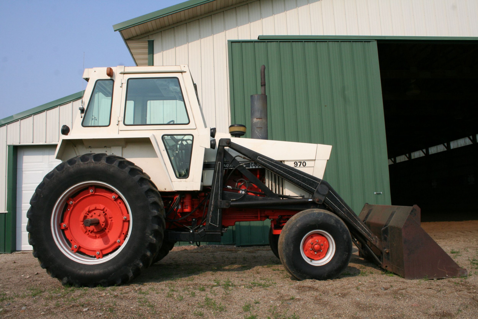 1978 Case 970 Tractor - Image 7