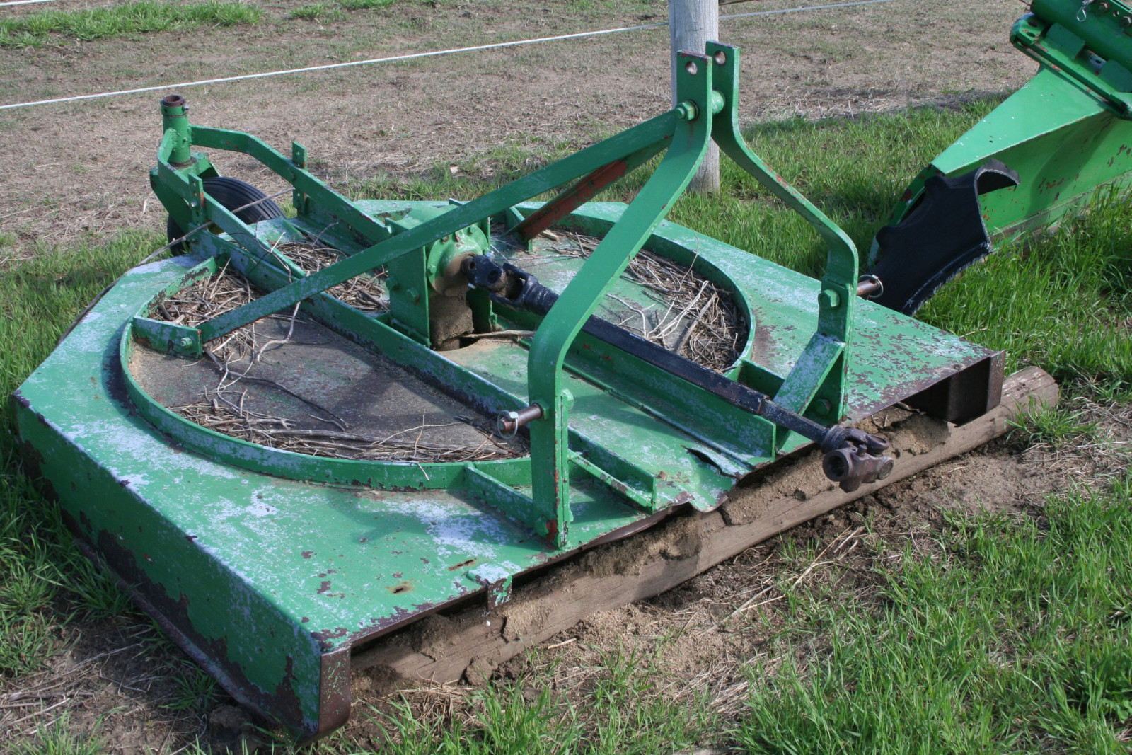 5FT Rough Cut Weed Mower - Image 1