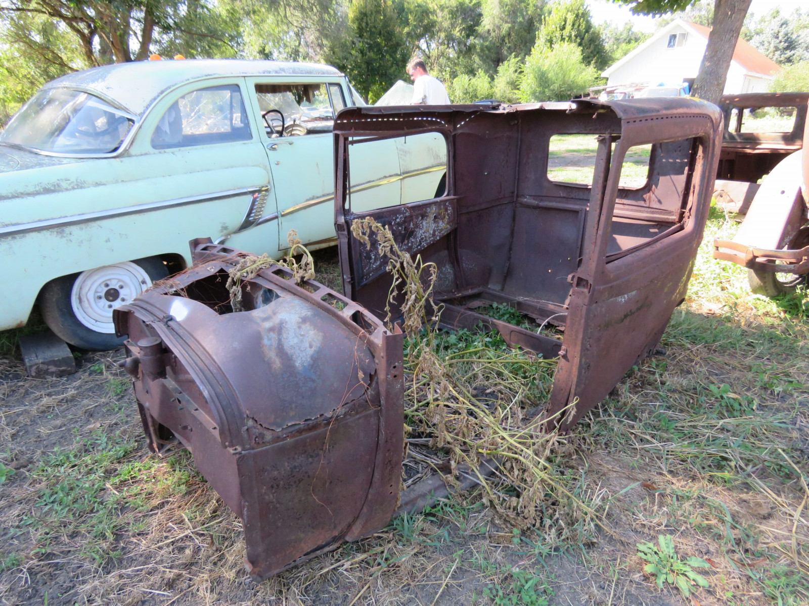Ford Model A Body for Rod or Restore - Image 1