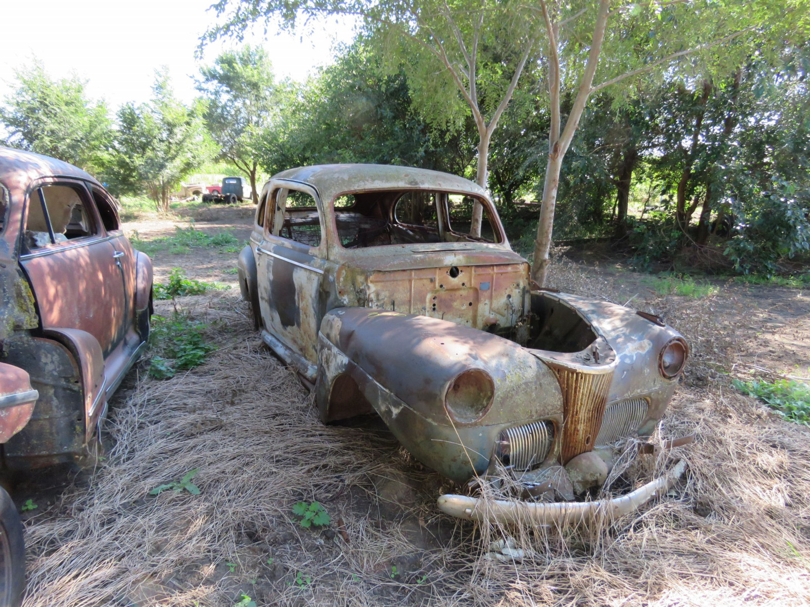 1941 Ford 2dr Sedan Body for Project or Parts - Image 1