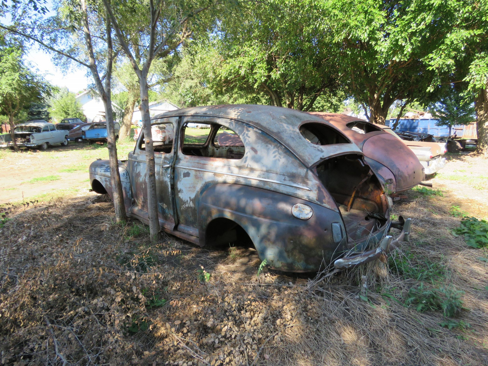 1941 Ford 2dr Sedan Body for Project or Parts - Image 3
