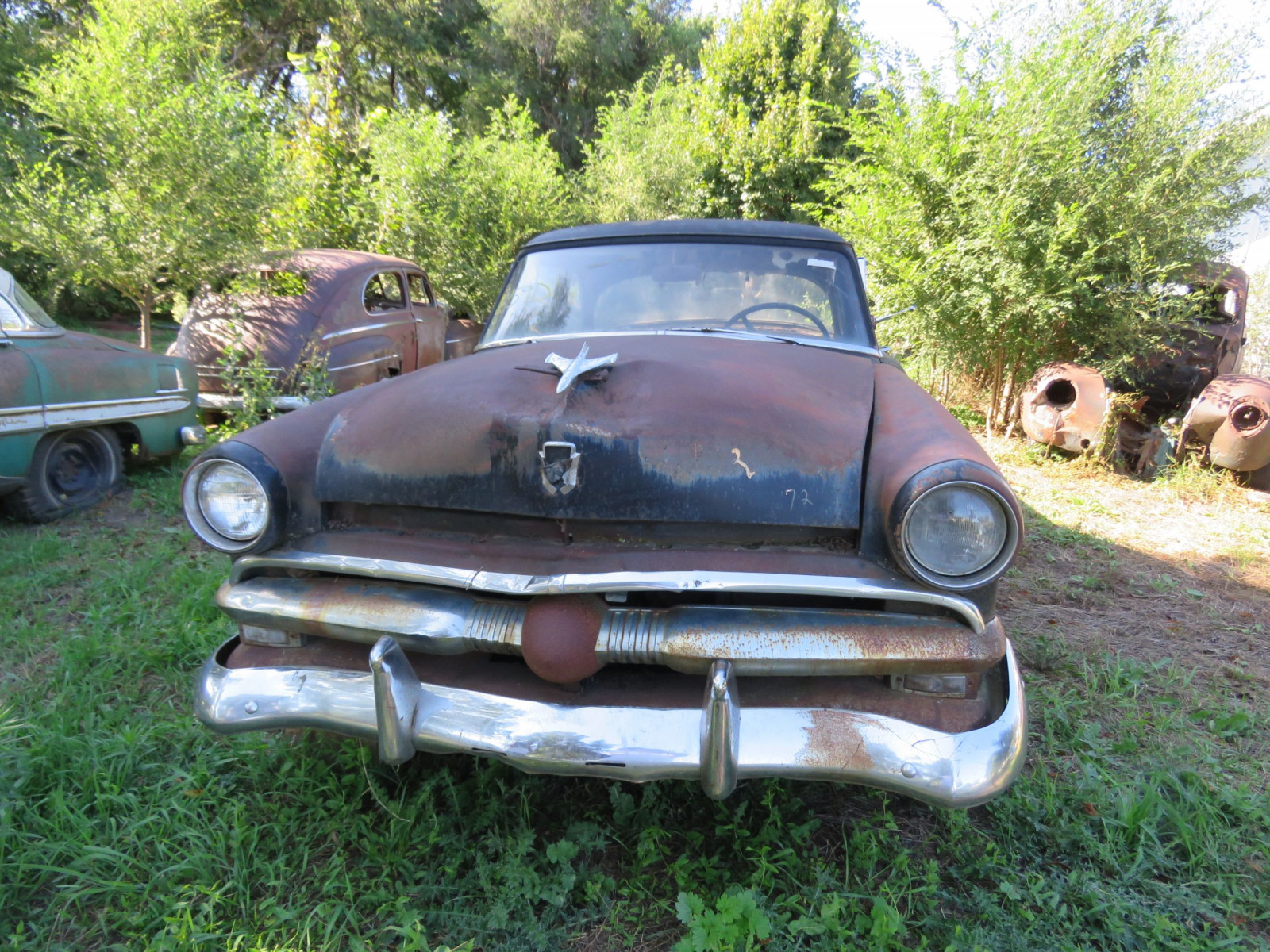 1953 Ford Mainline for Project or Parts - Image 2