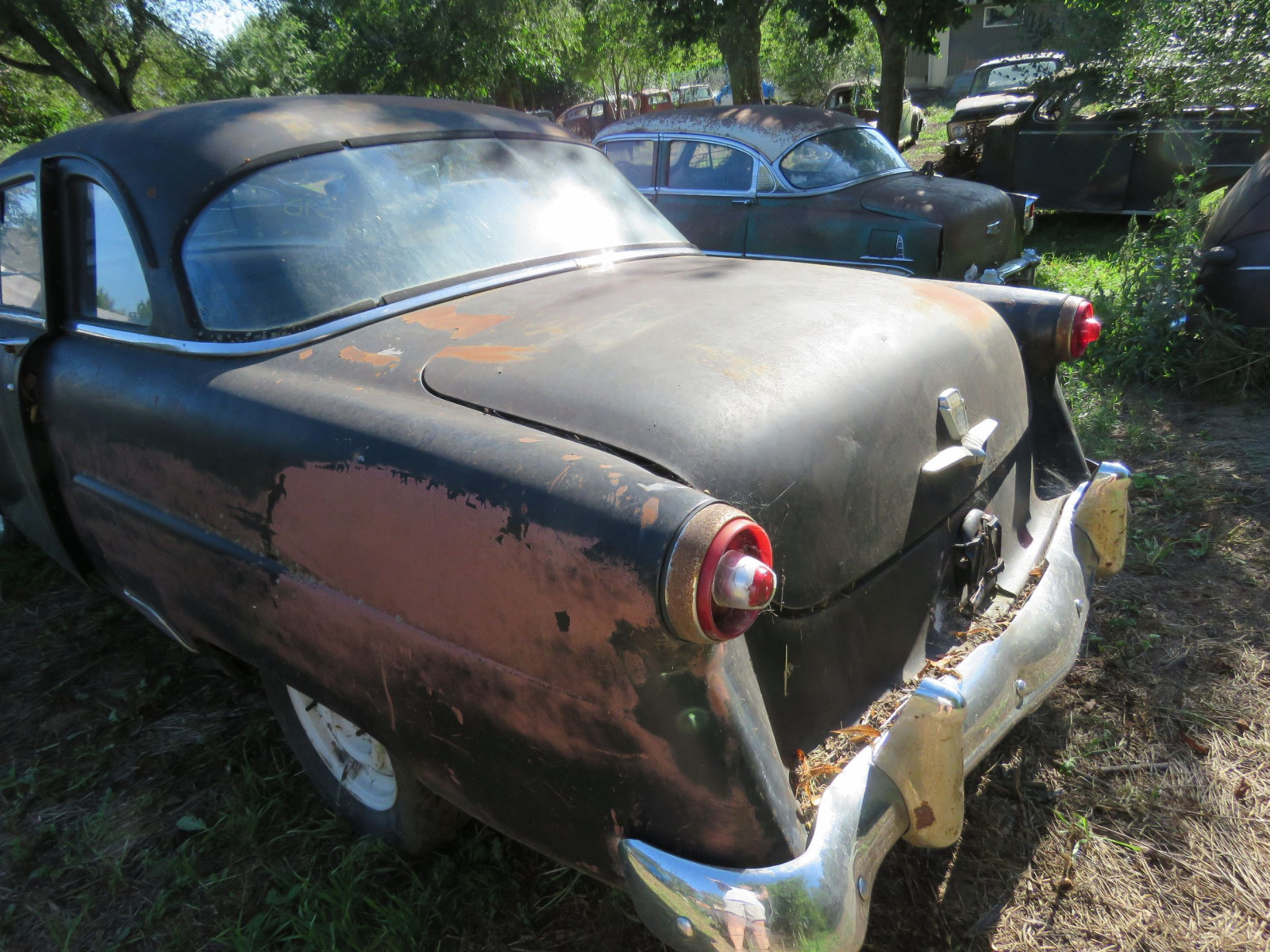 1953 Ford Mainline for Project or Parts - Image 4