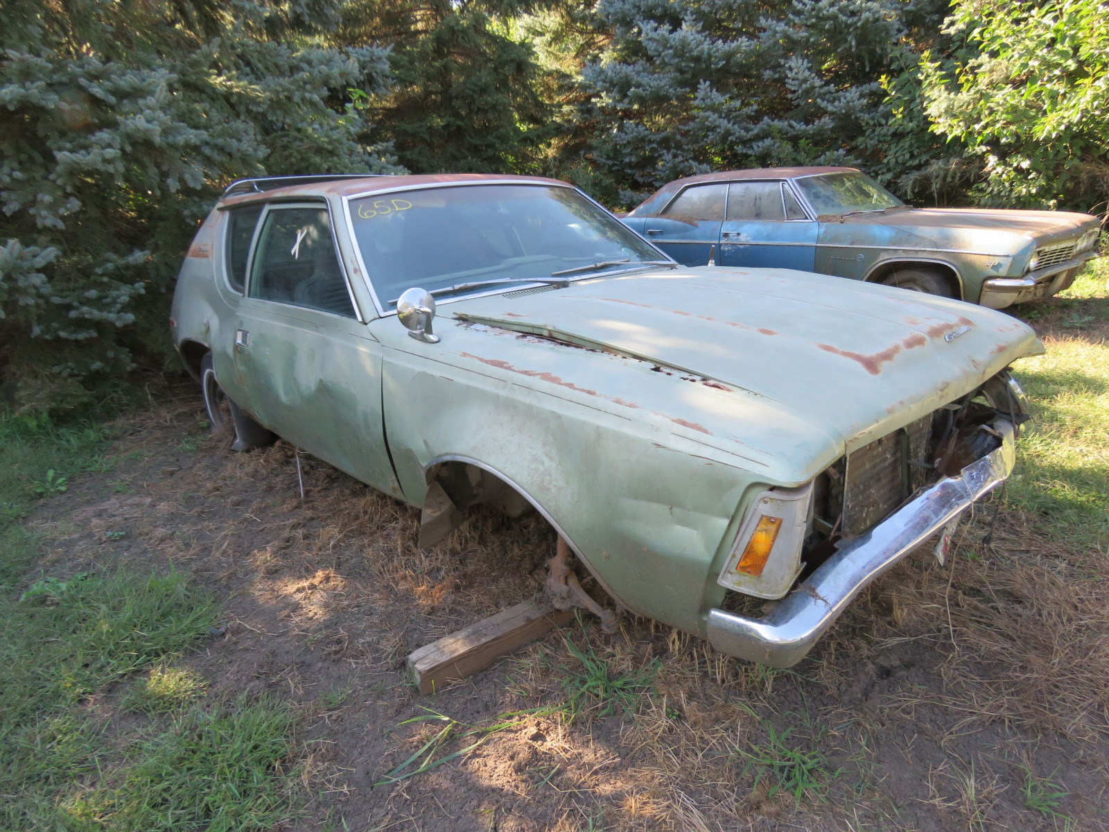 1970's AMC Gremlin for Project - Image 1