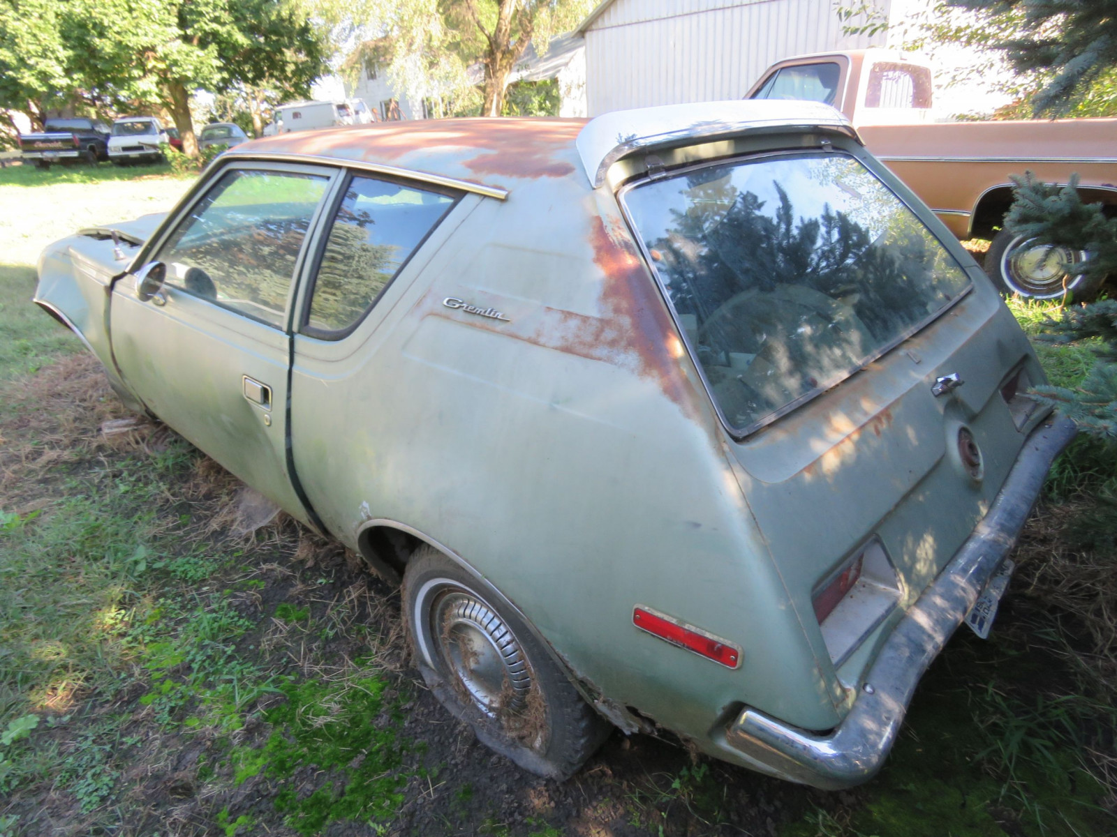 1970's AMC Gremlin for Project - Image 3
