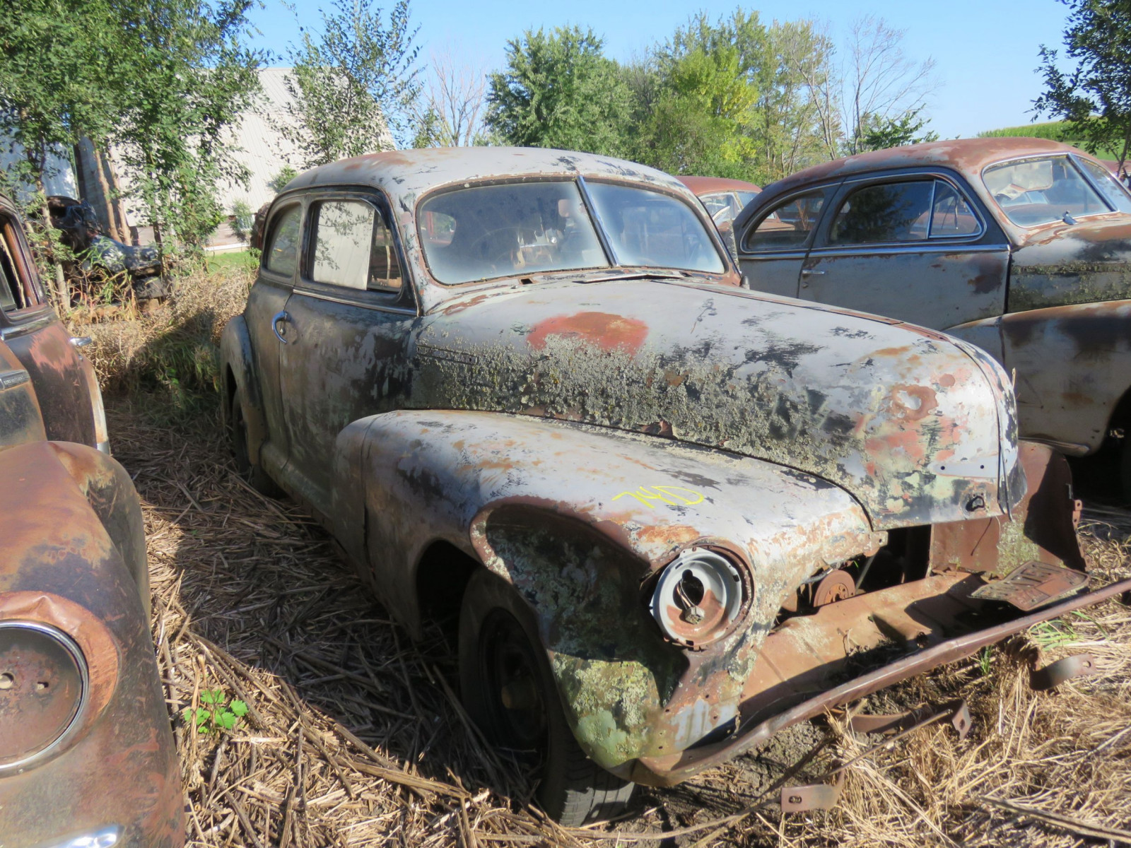 1946/7 Chevrolet for Project or Parts - Image 1