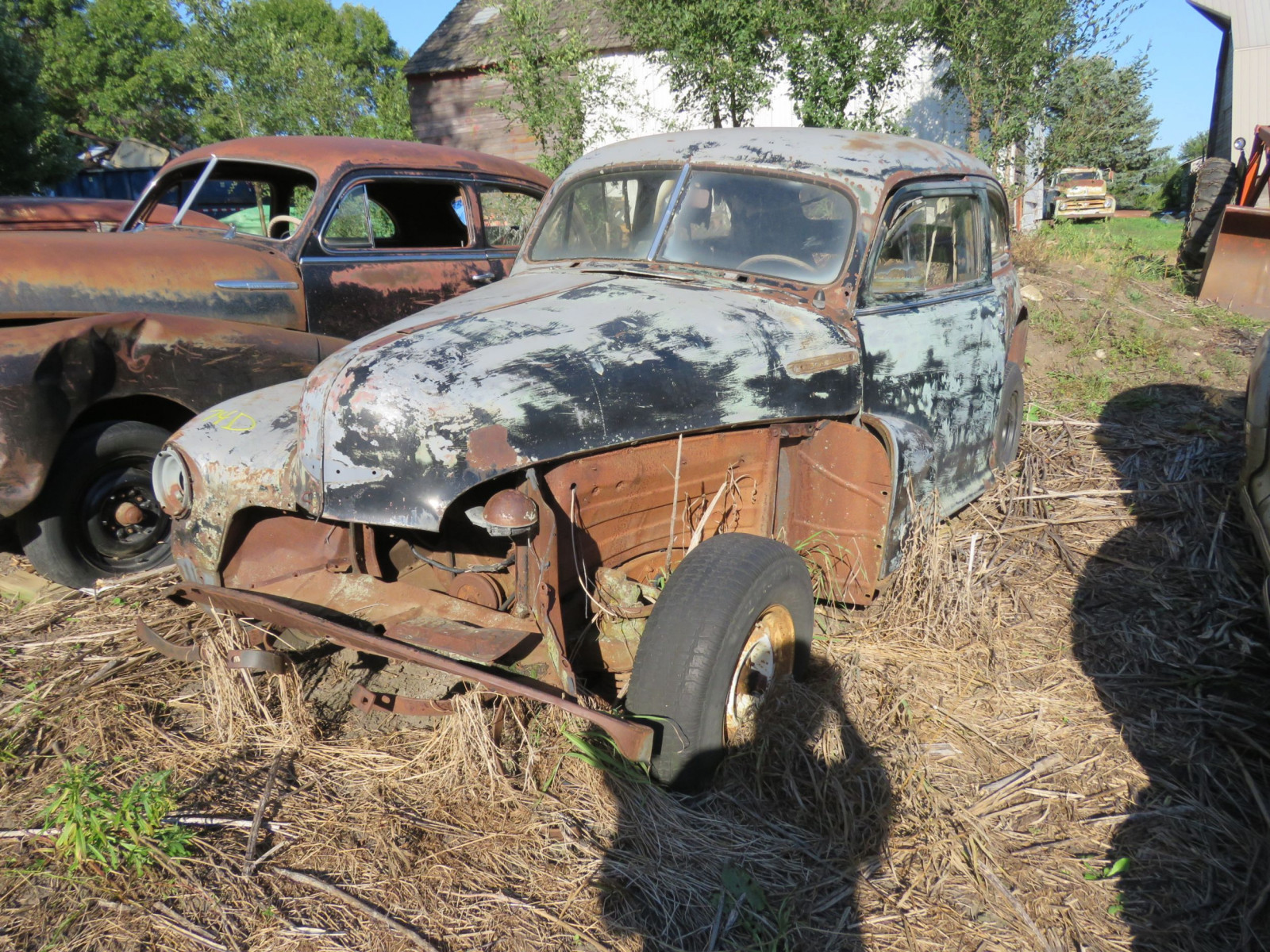 1946/7 Chevrolet for Project or Parts - Image 2