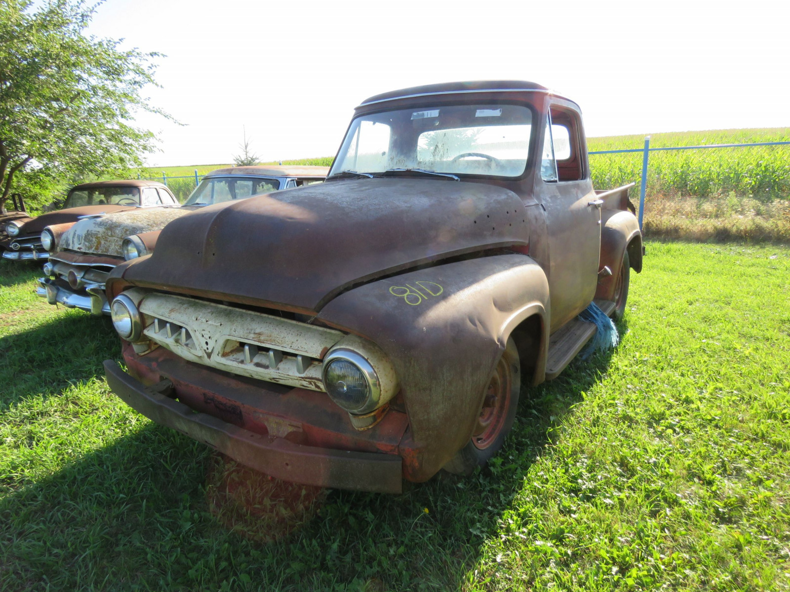 1953 Ford F100 Pickup for Rod or restore - Image 1