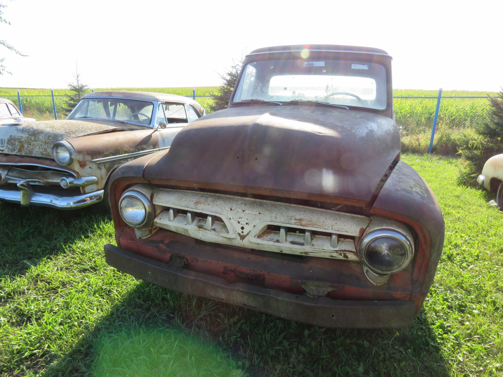 1953 Ford F100 Pickup for Rod or restore - Image 2