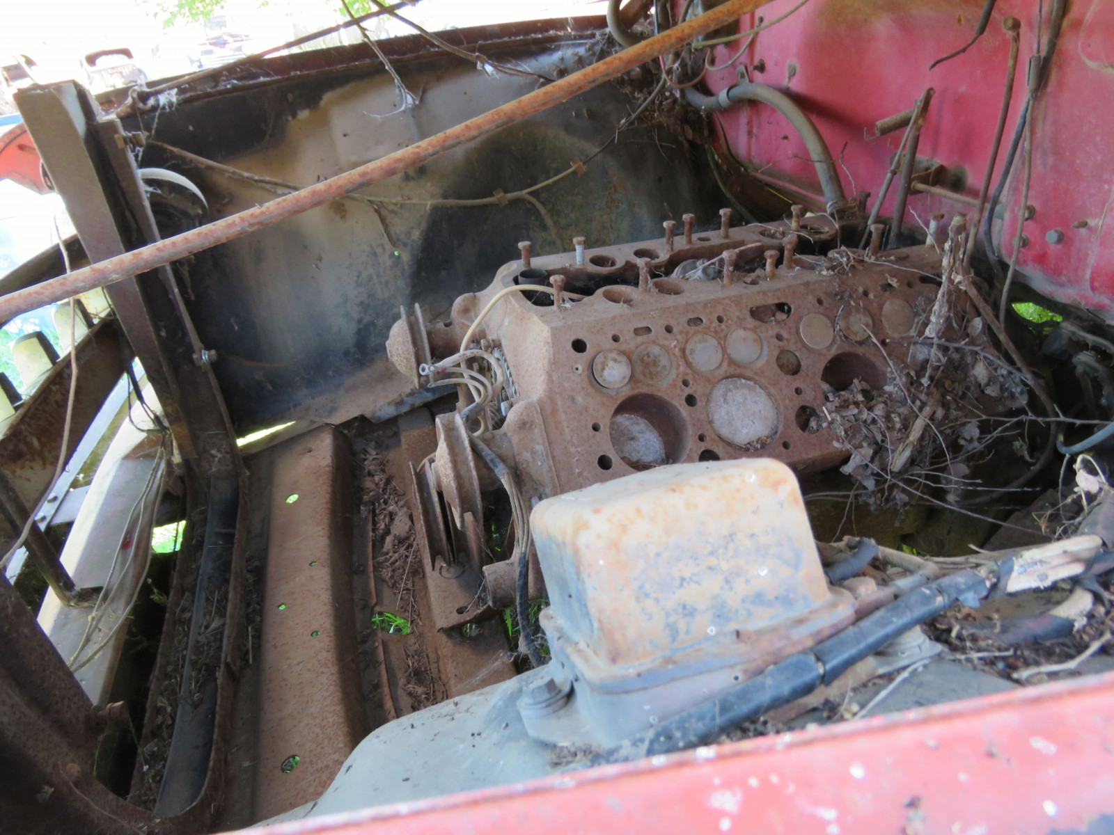 1953 Ford F100 Pickup for Rod or restore - Image 6
