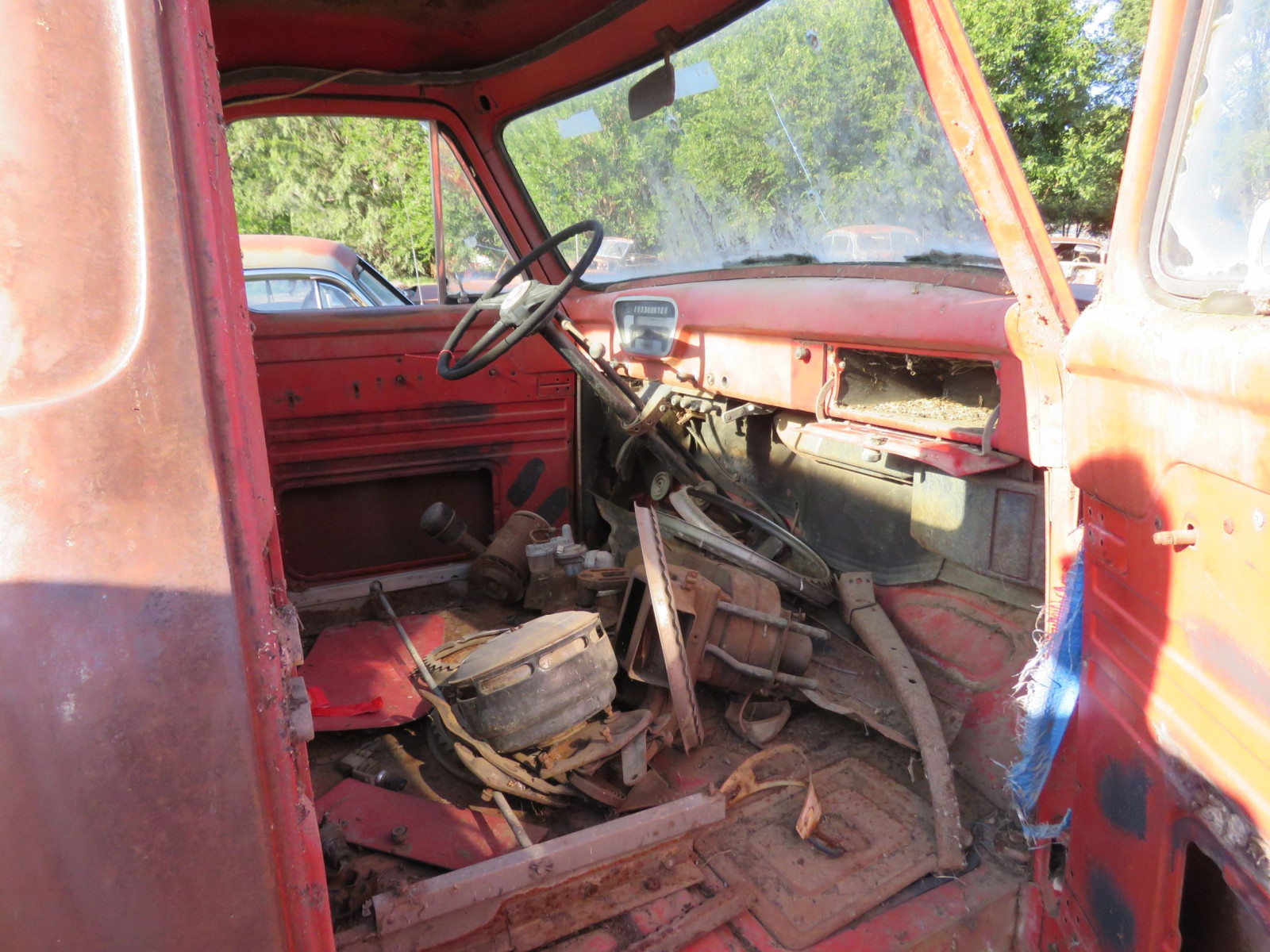 1953 Ford F100 Pickup for Rod or restore - Image 7