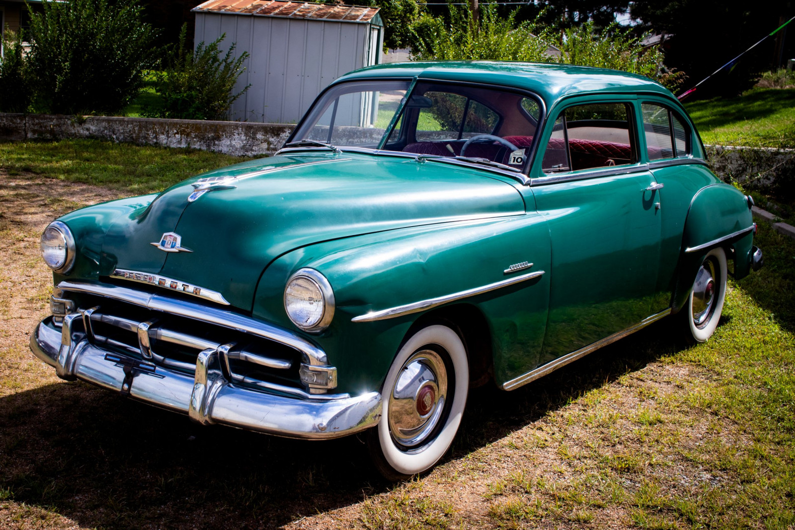 1951 Plymouth Concord P22 2dr Sedan - Image 1