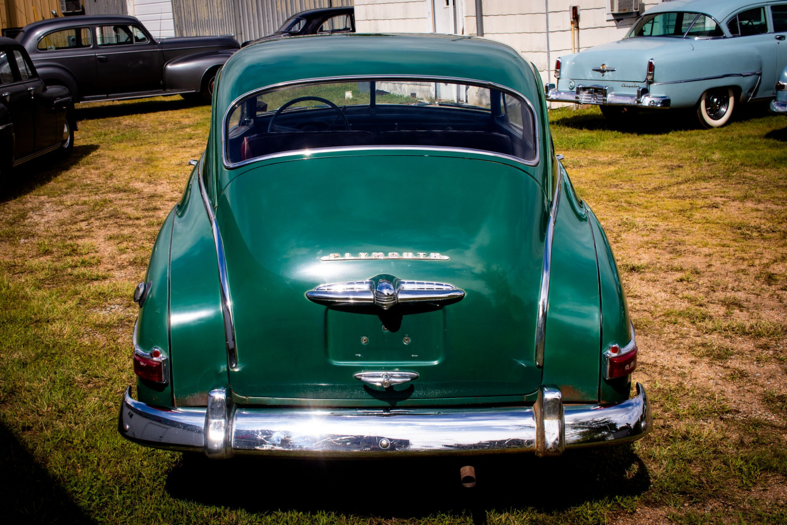 1951 Plymouth Concord P22 2dr Sedan - Image 6