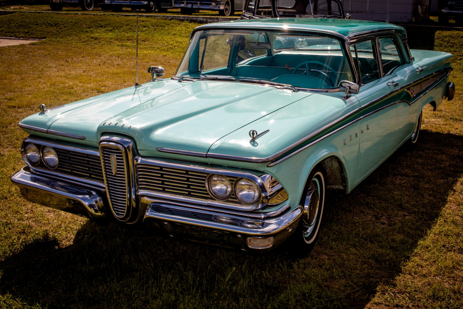 1959 Edsel Corsair 4dr Sedan - Image 1