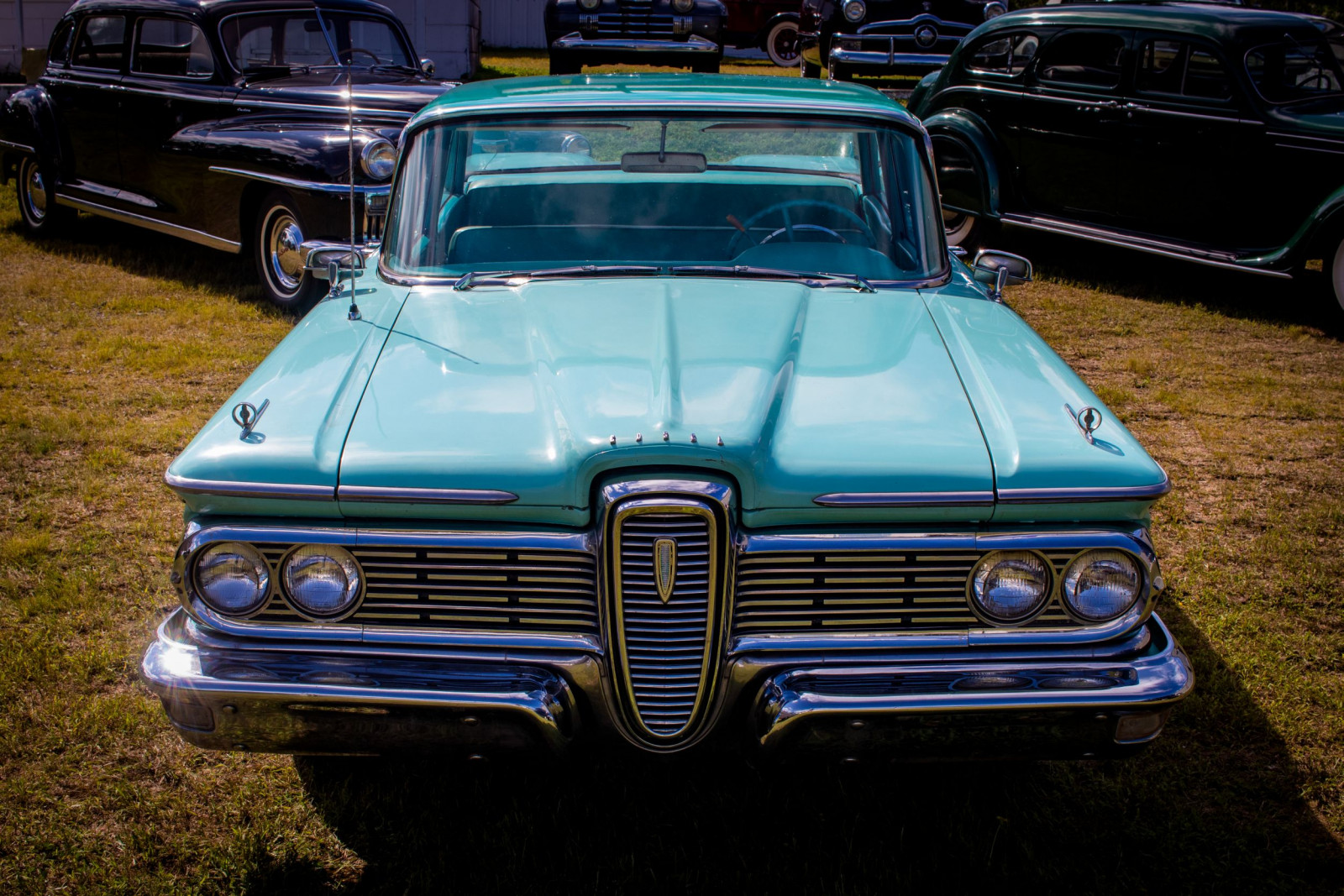 1959 Edsel Corsair 4dr Sedan - Image 2