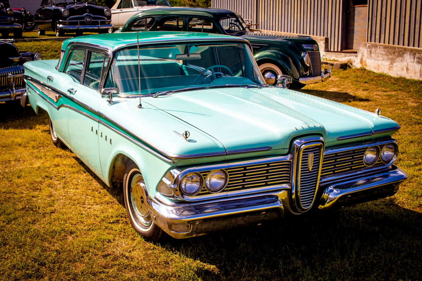 1959 Edsel Corsair 4dr Sedan - Image 3