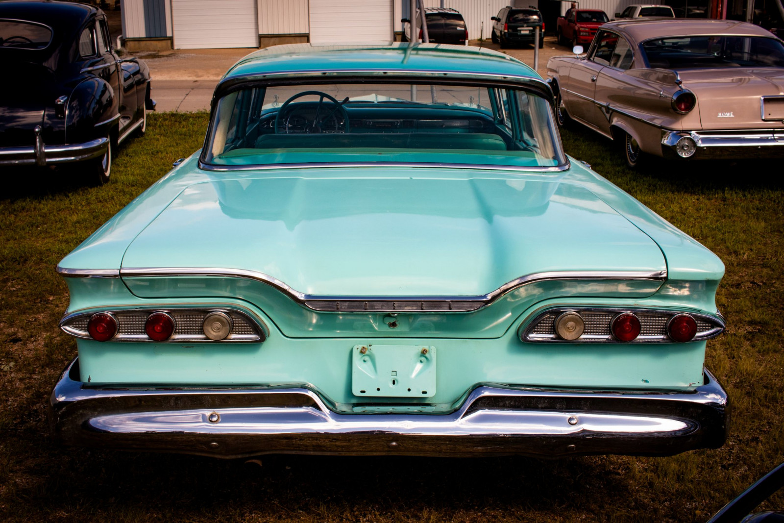 1959 Edsel Corsair 4dr Sedan - Image 6