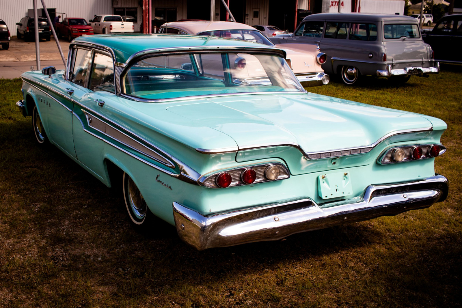 1959 Edsel Corsair 4dr Sedan - Image 7