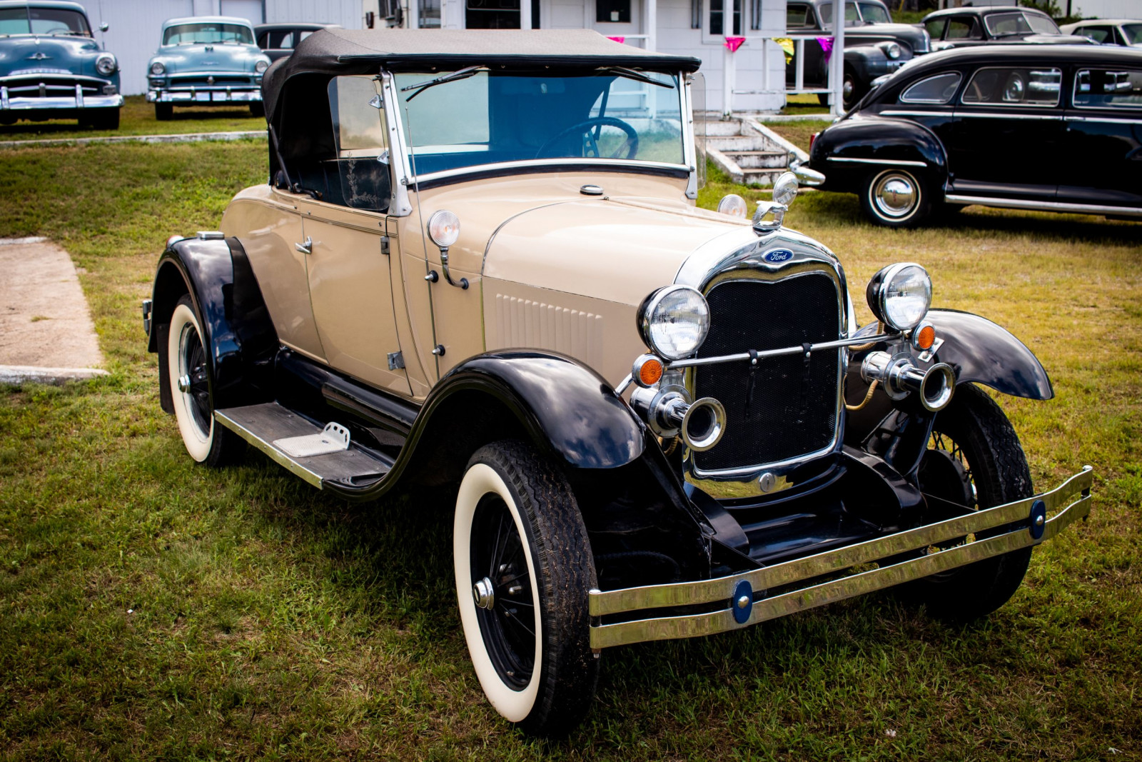 1980 Shay Model A Roadster - Image 3
