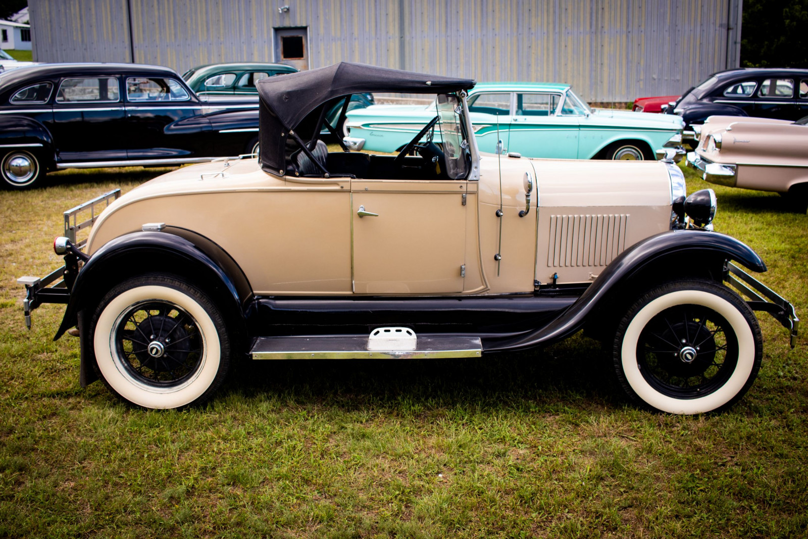 1980 Shay Model A Roadster - Image 4
