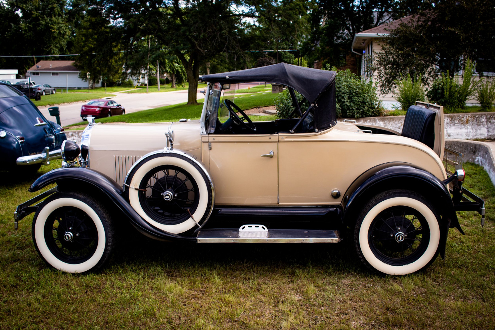 1980 Shay Model A Roadster - Image 8