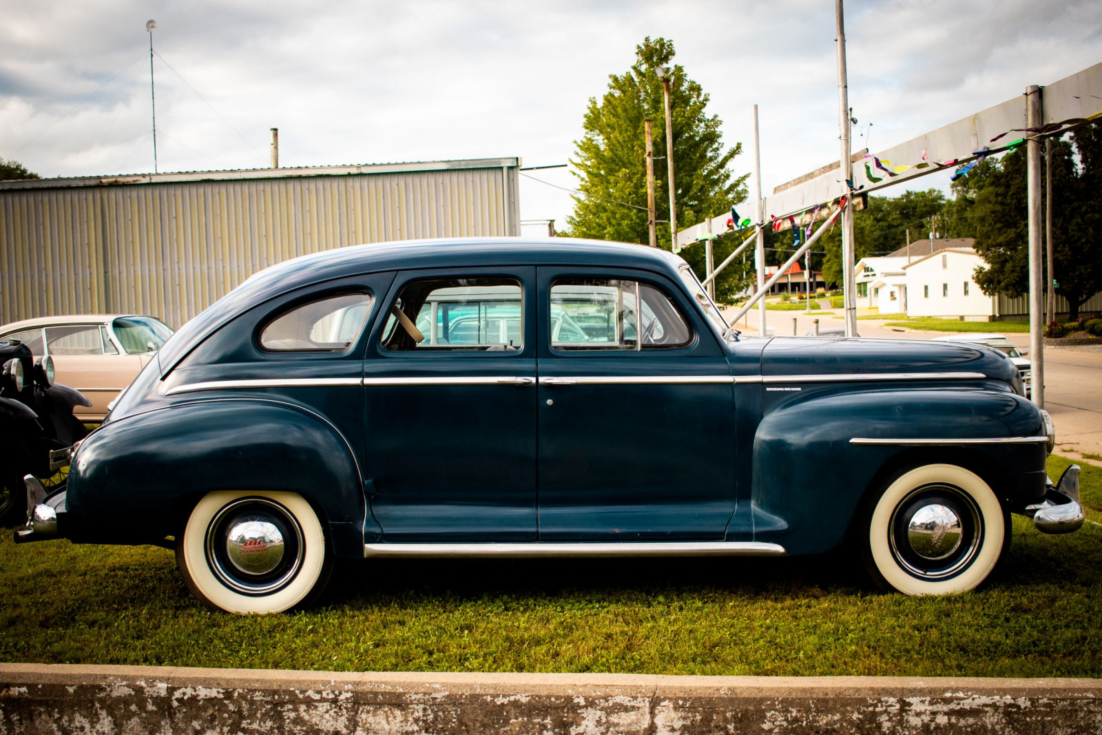 1947 Plymouth Special Deluxe  P15 4dr Sedan - Image 4