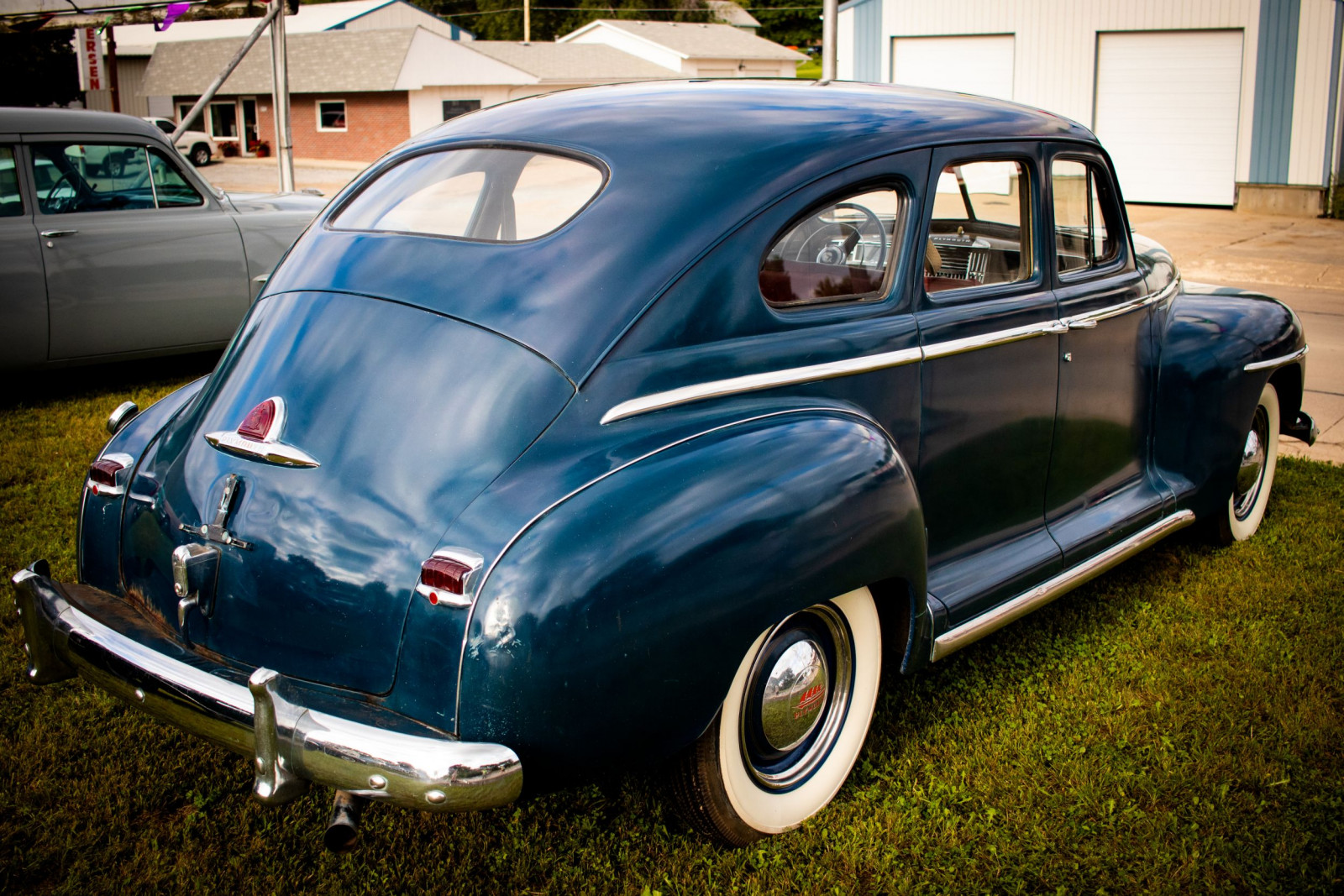 1947 Plymouth Special Deluxe  P15 4dr Sedan - Image 5