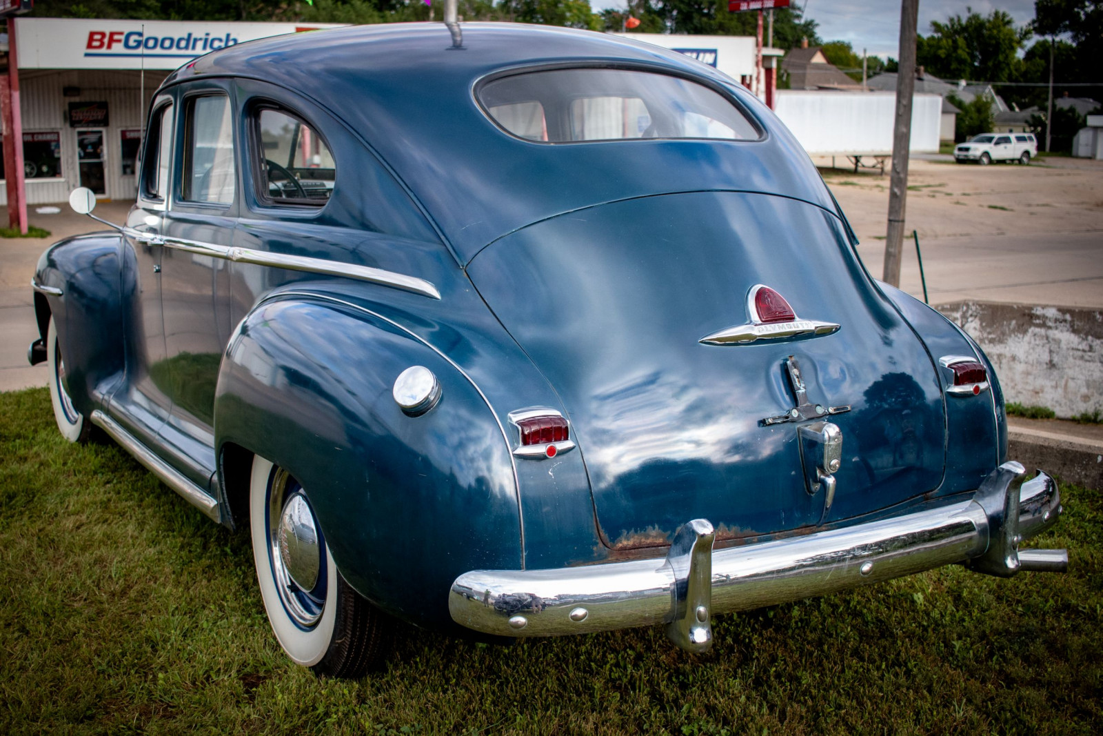 1947 Plymouth Special Deluxe  P15 4dr Sedan - Image 7