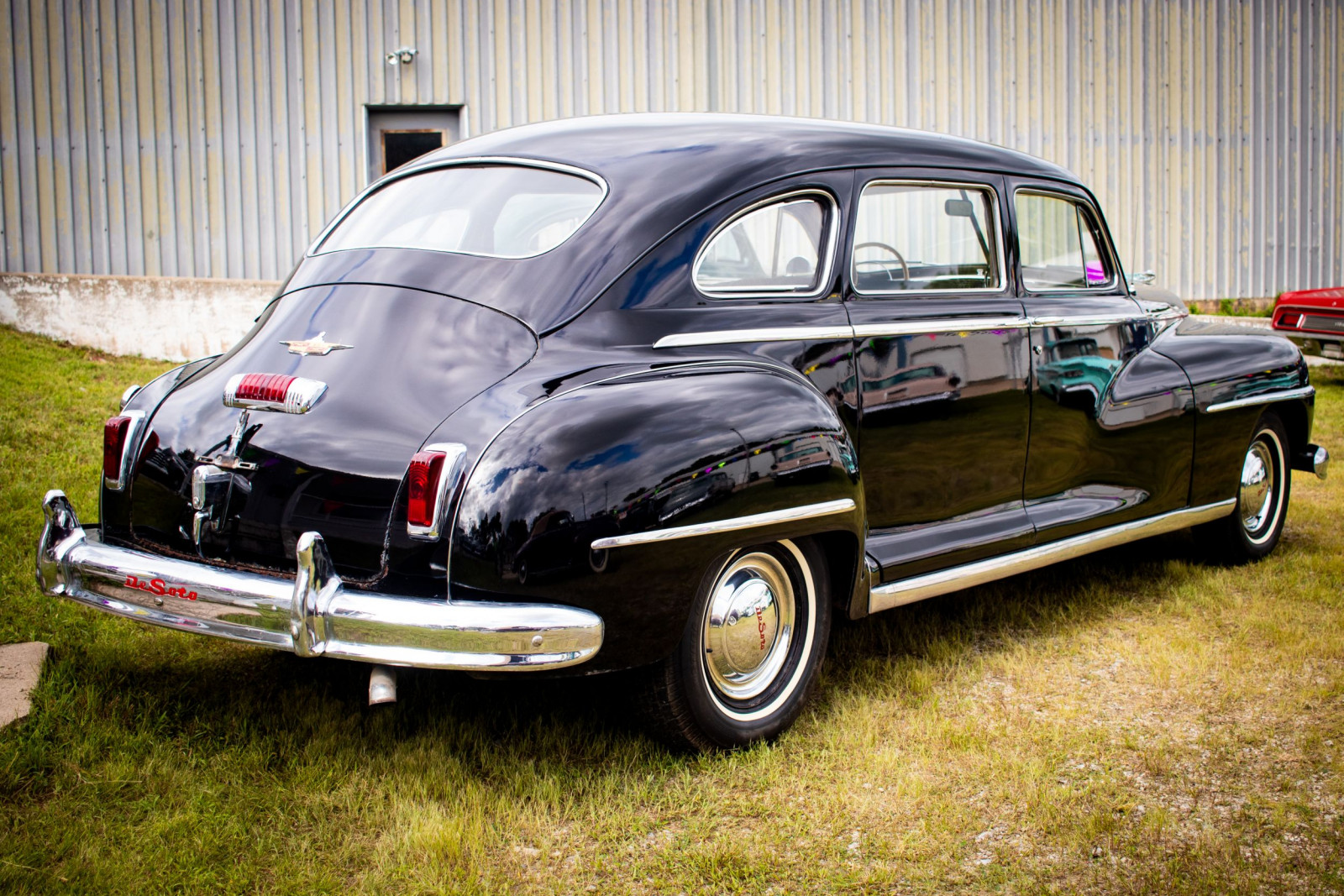 1948 DeSoto Custom 4dr Sedan - Image 5