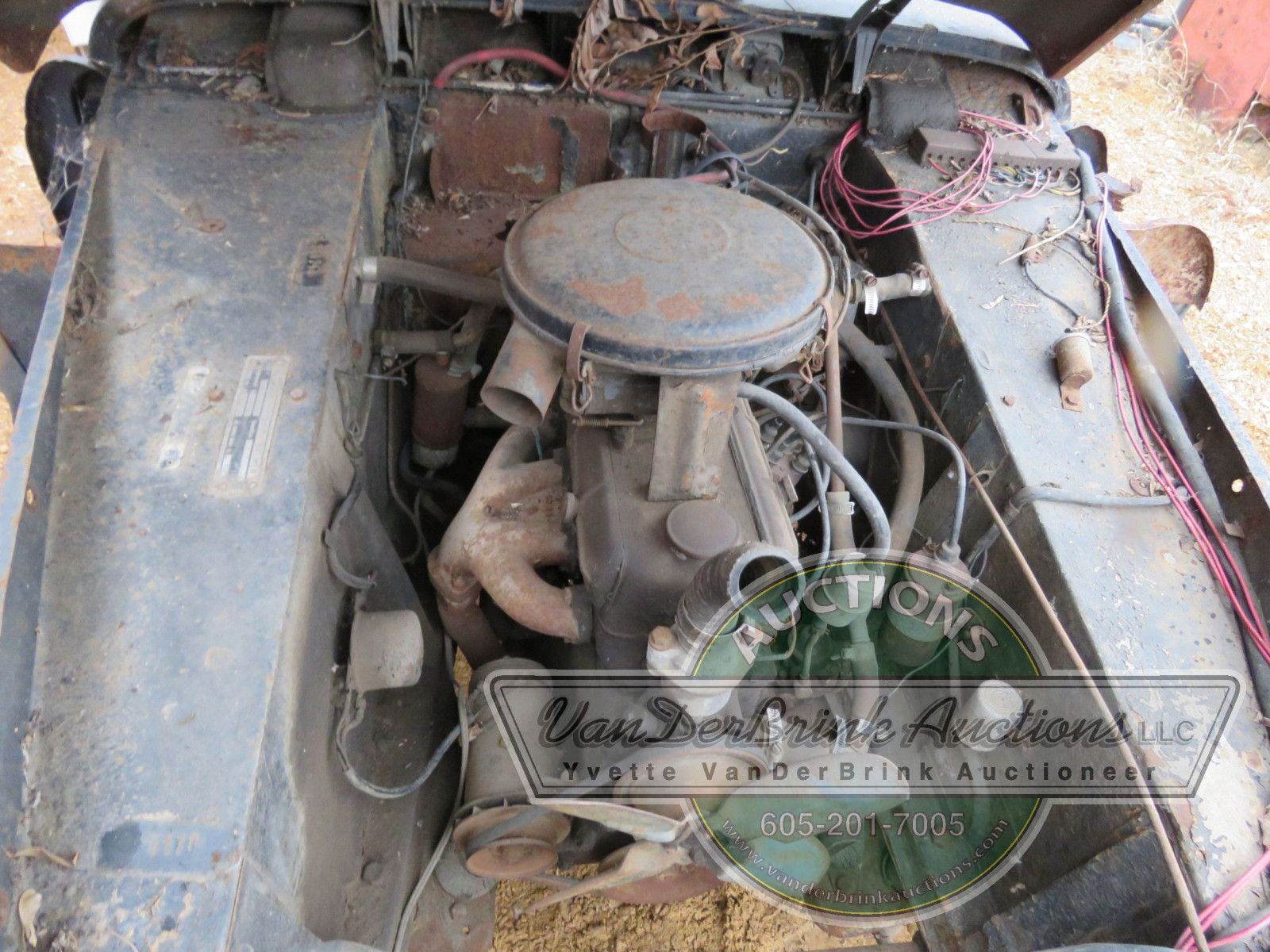 Borgward Coupe for project or parts - Image 4
