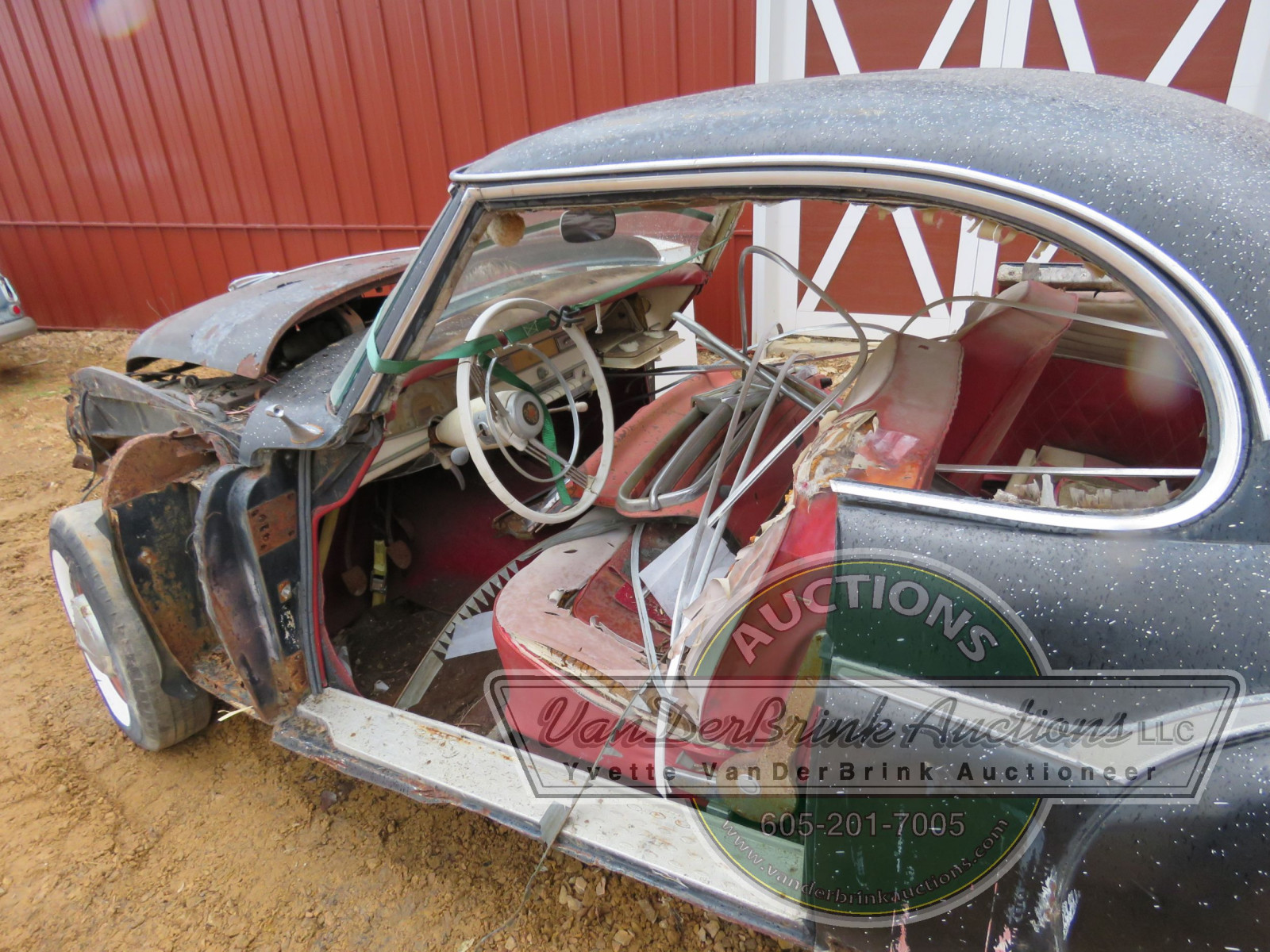 Borgward Coupe for project or parts - Image 6