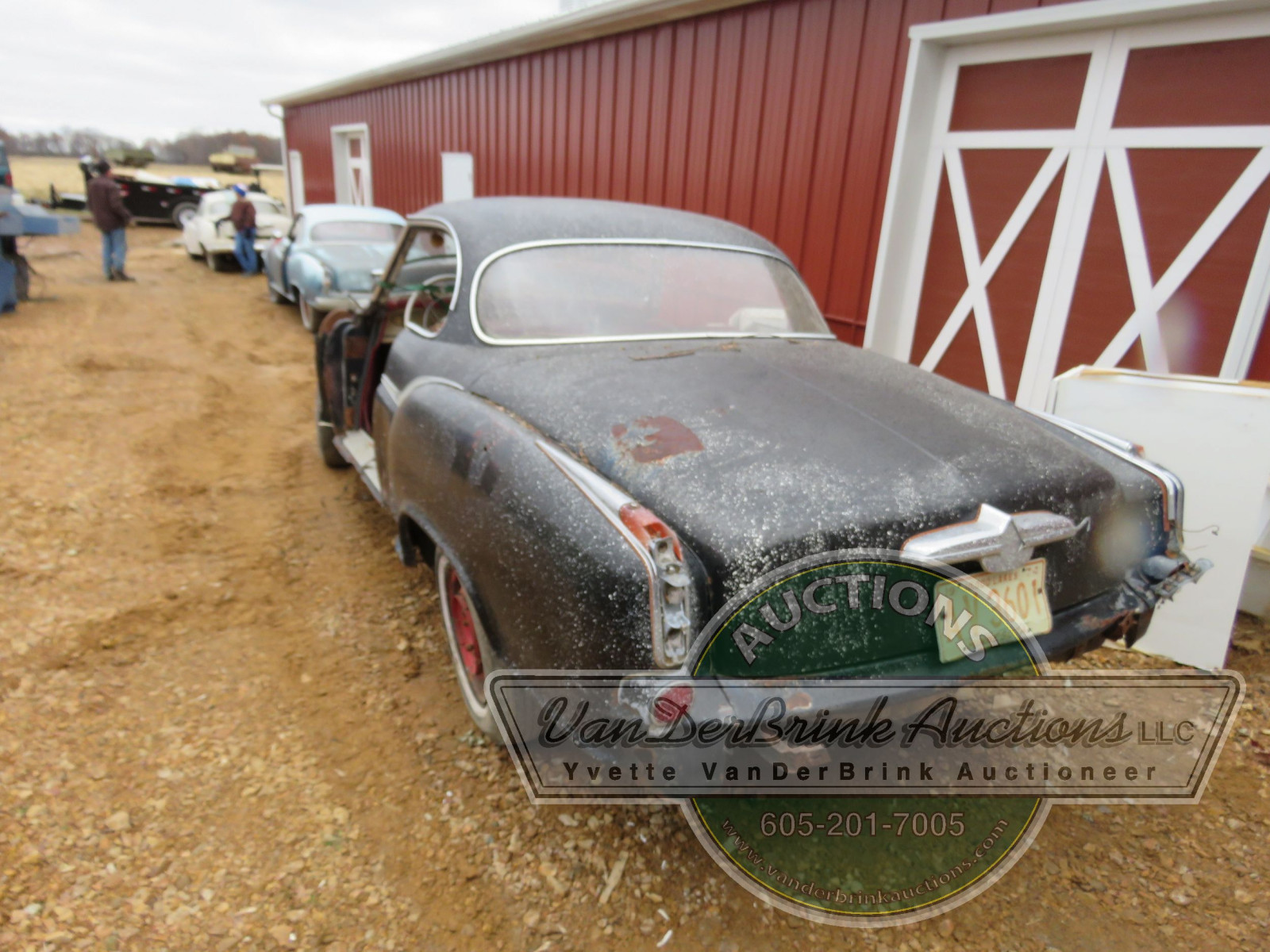 Borgward Coupe for project or parts - Image 7