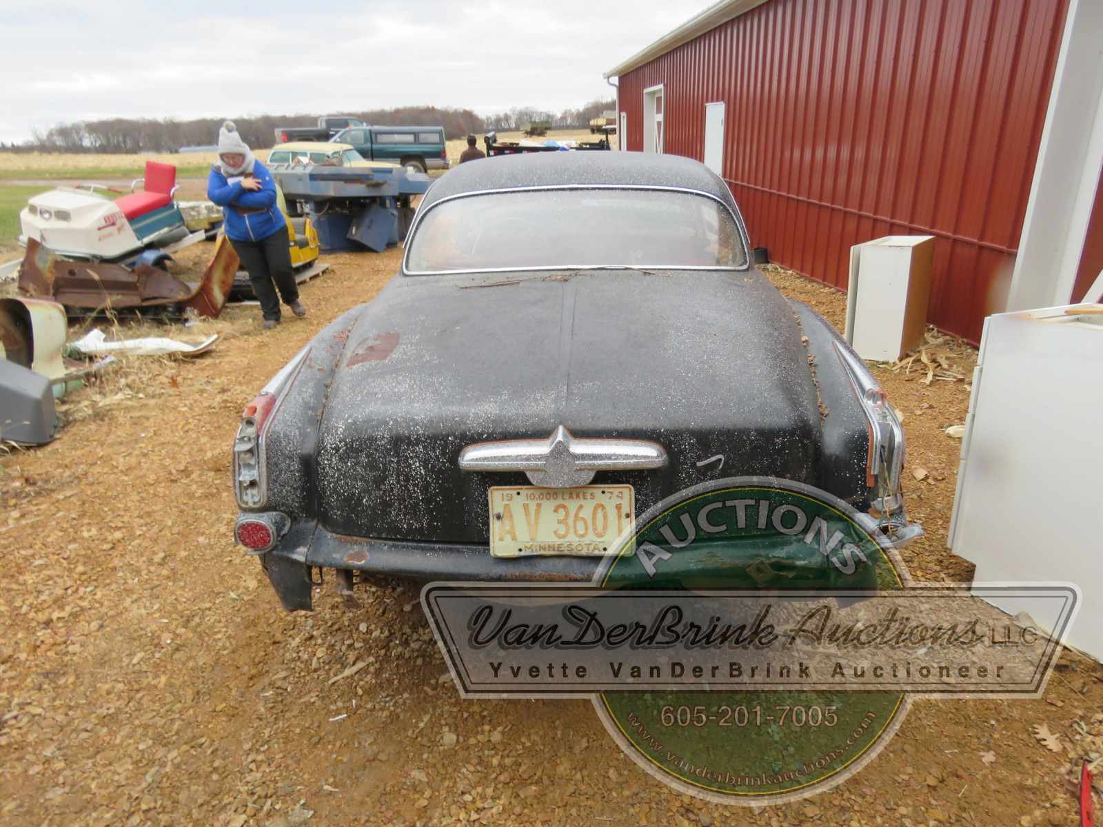 Borgward Coupe for project or parts - Image 8