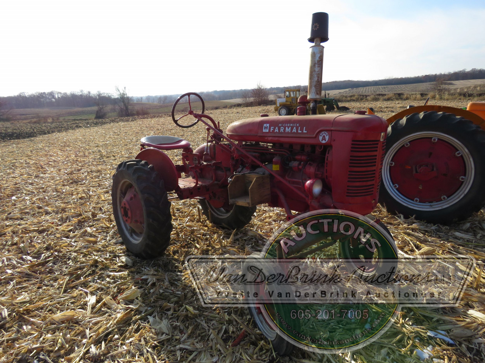 1945 International A Tractor - Image 3