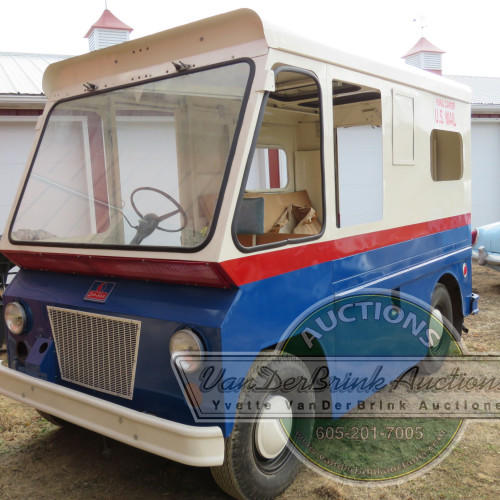 Sit Or Stand Rare 1963 First Year Studebaker Zip Van Bring A