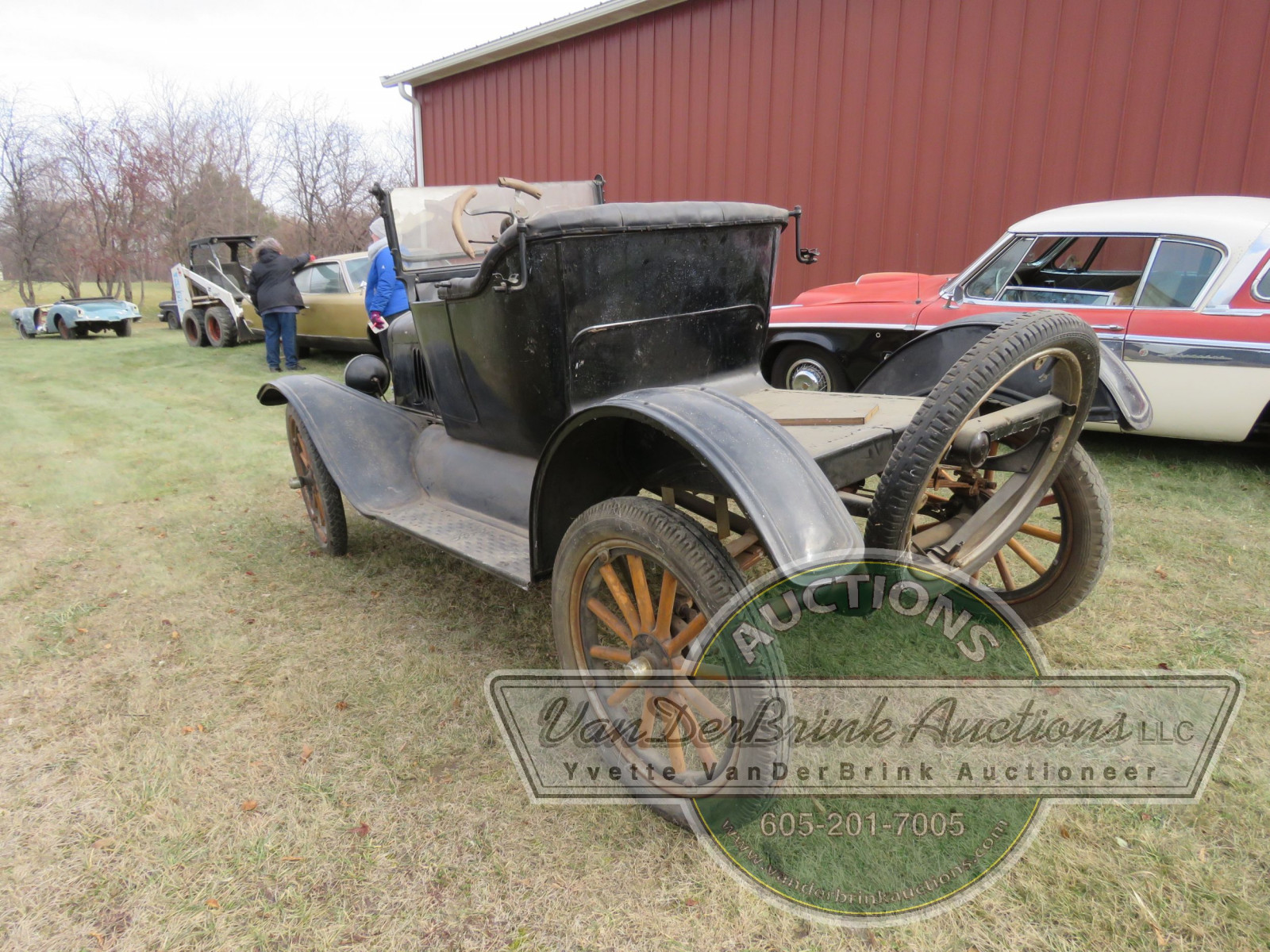 1920 Ford Model T Roadster Coupe - Image 5