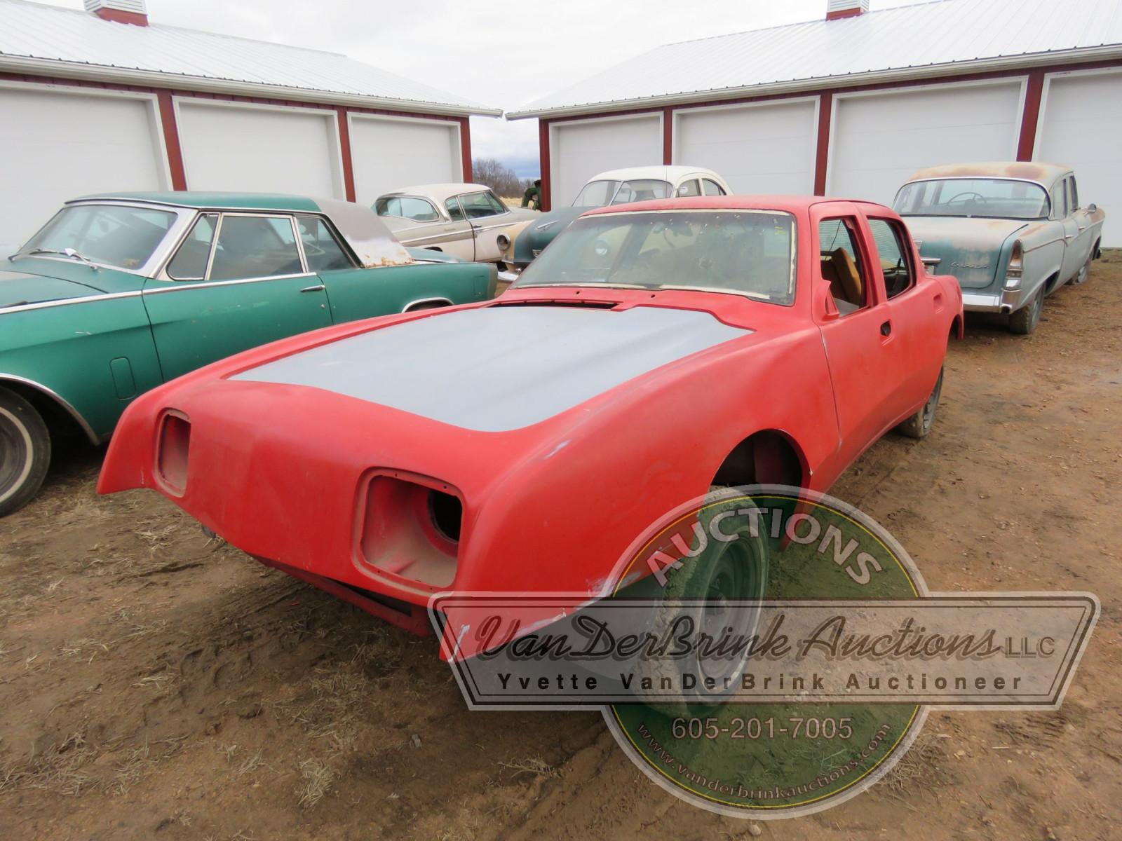 1990 Studebaker Avanti 4dr Sedan Project - Image 1