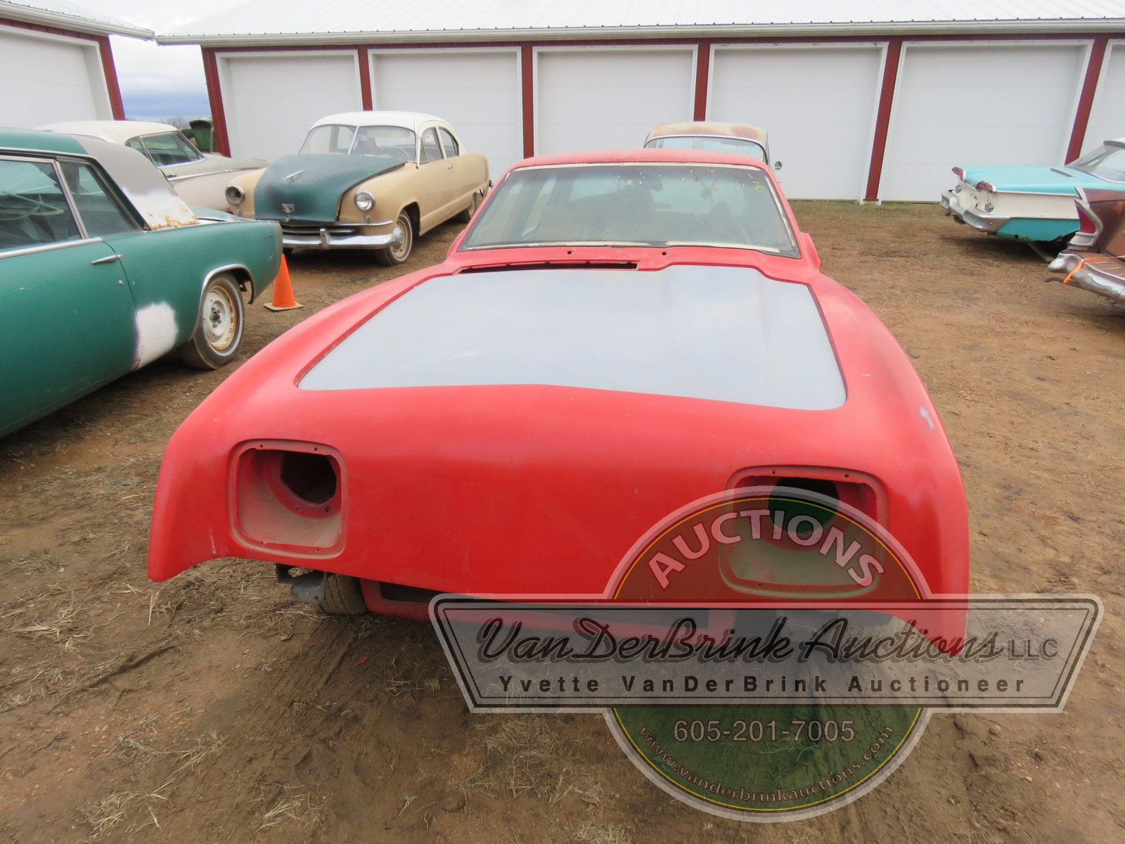 1990 Studebaker Avanti 4dr Sedan Project - Image 2