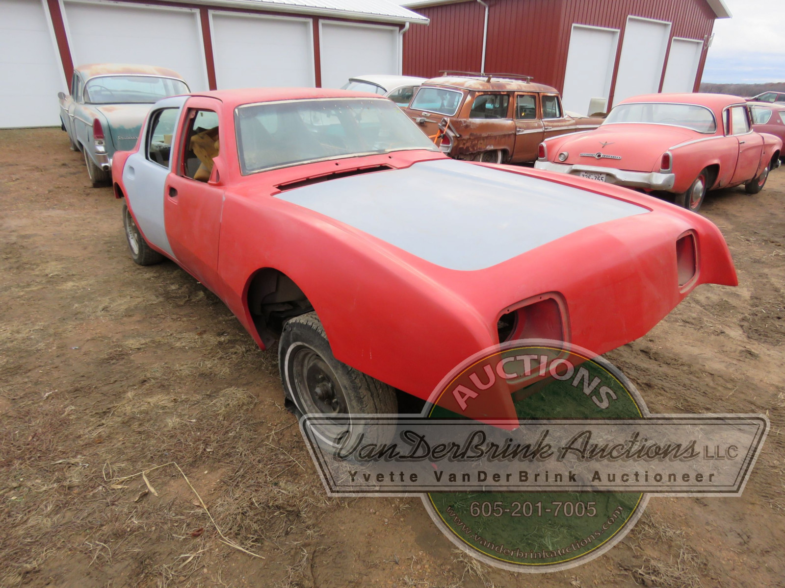 1990 Studebaker Avanti 4dr Sedan Project - Image 3